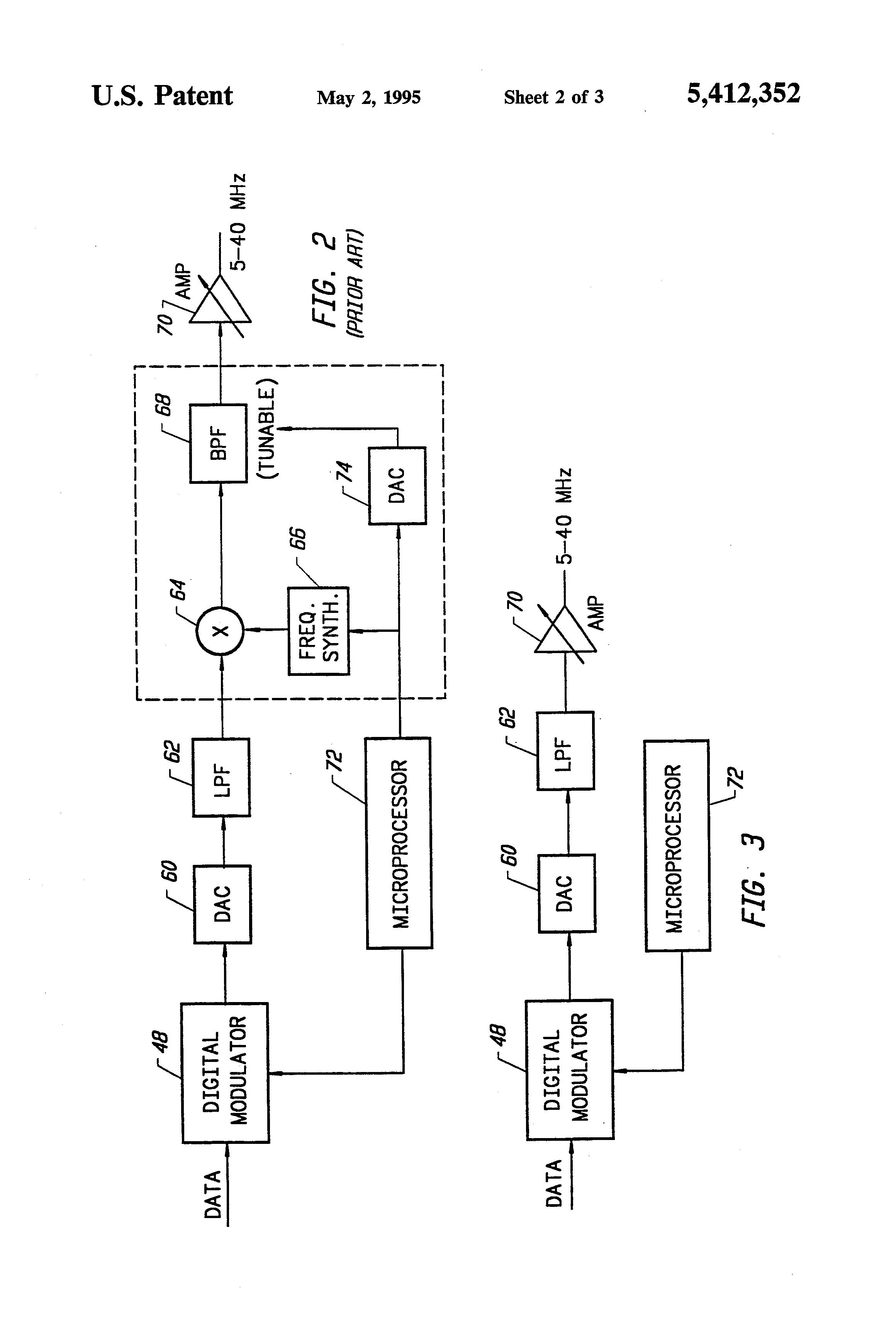 patent us5412352