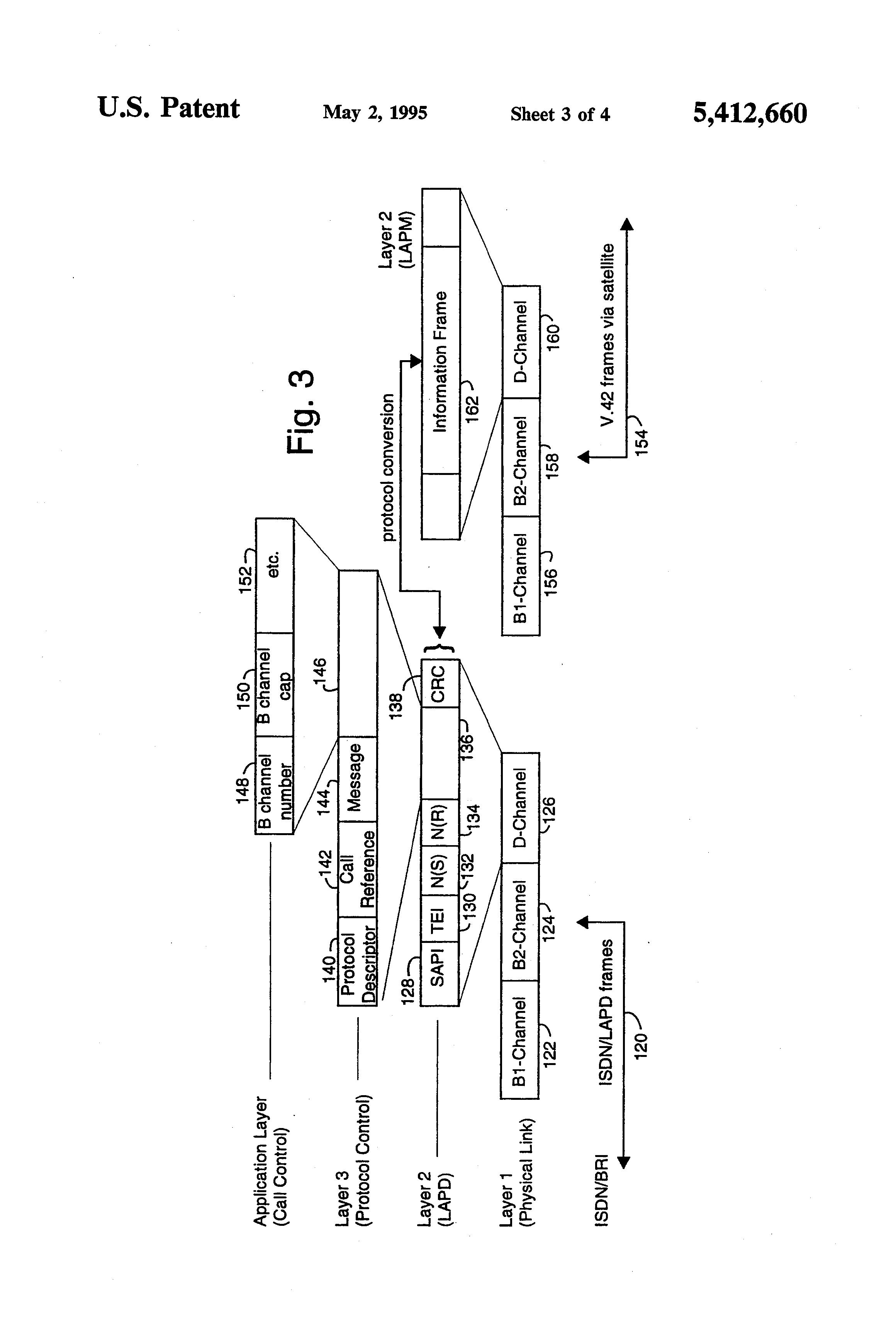 patent us5412660