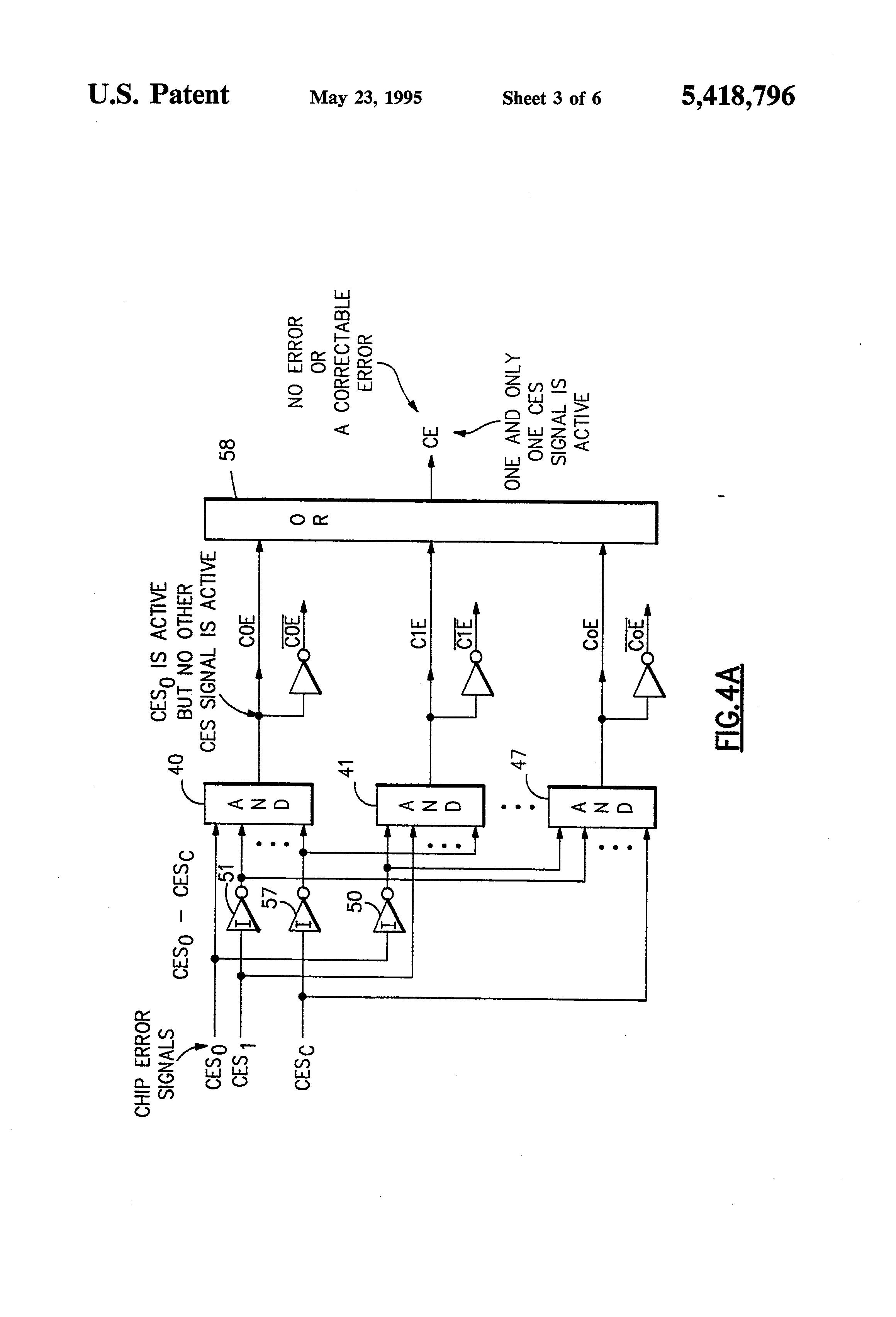 patent us5418796