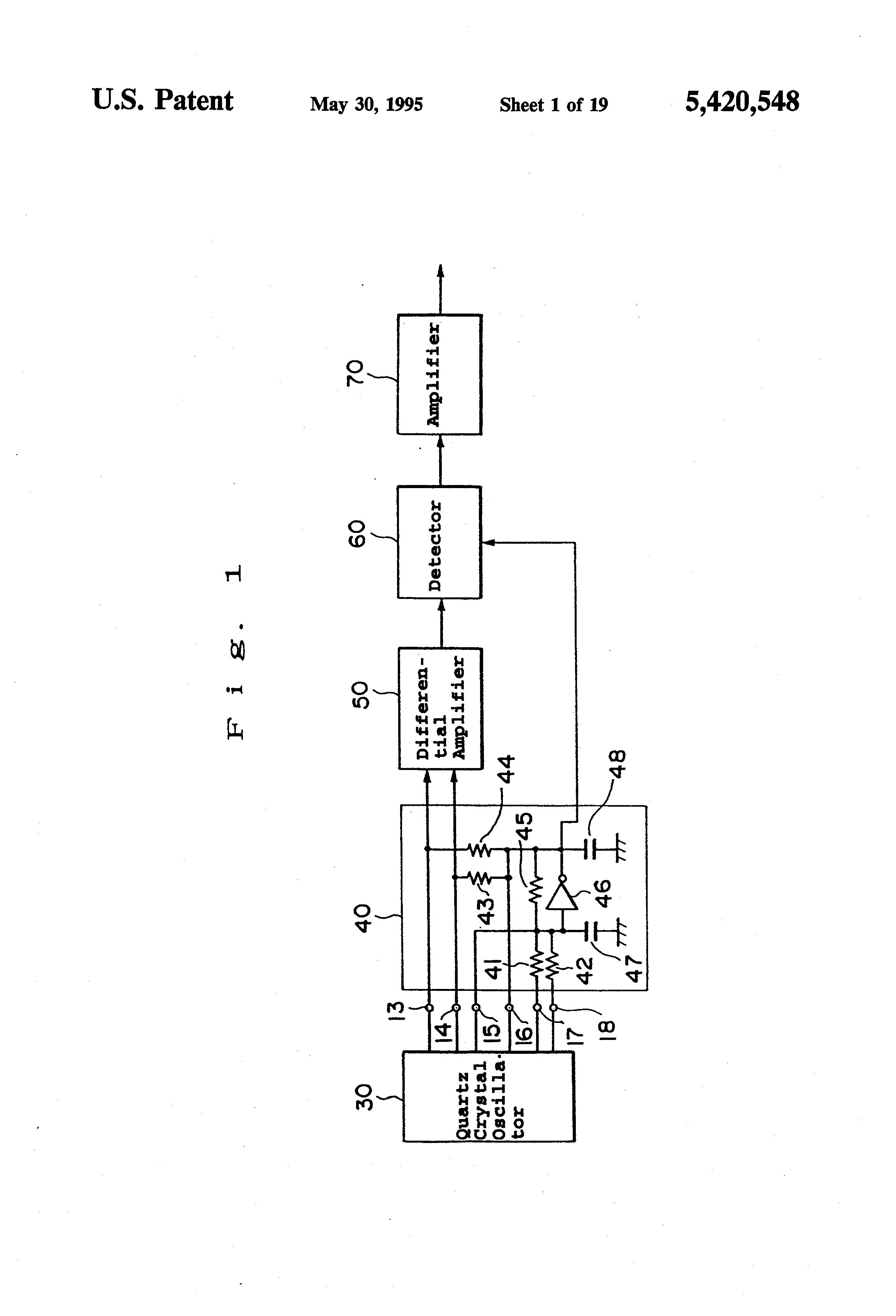 patent us5420548