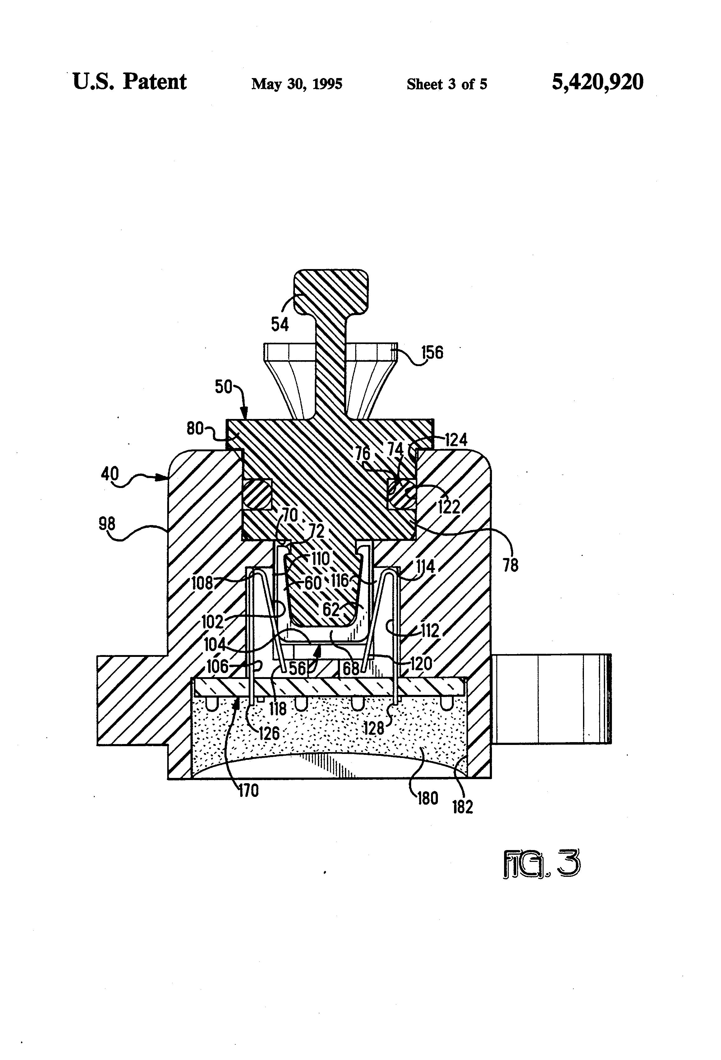 patent us5420920