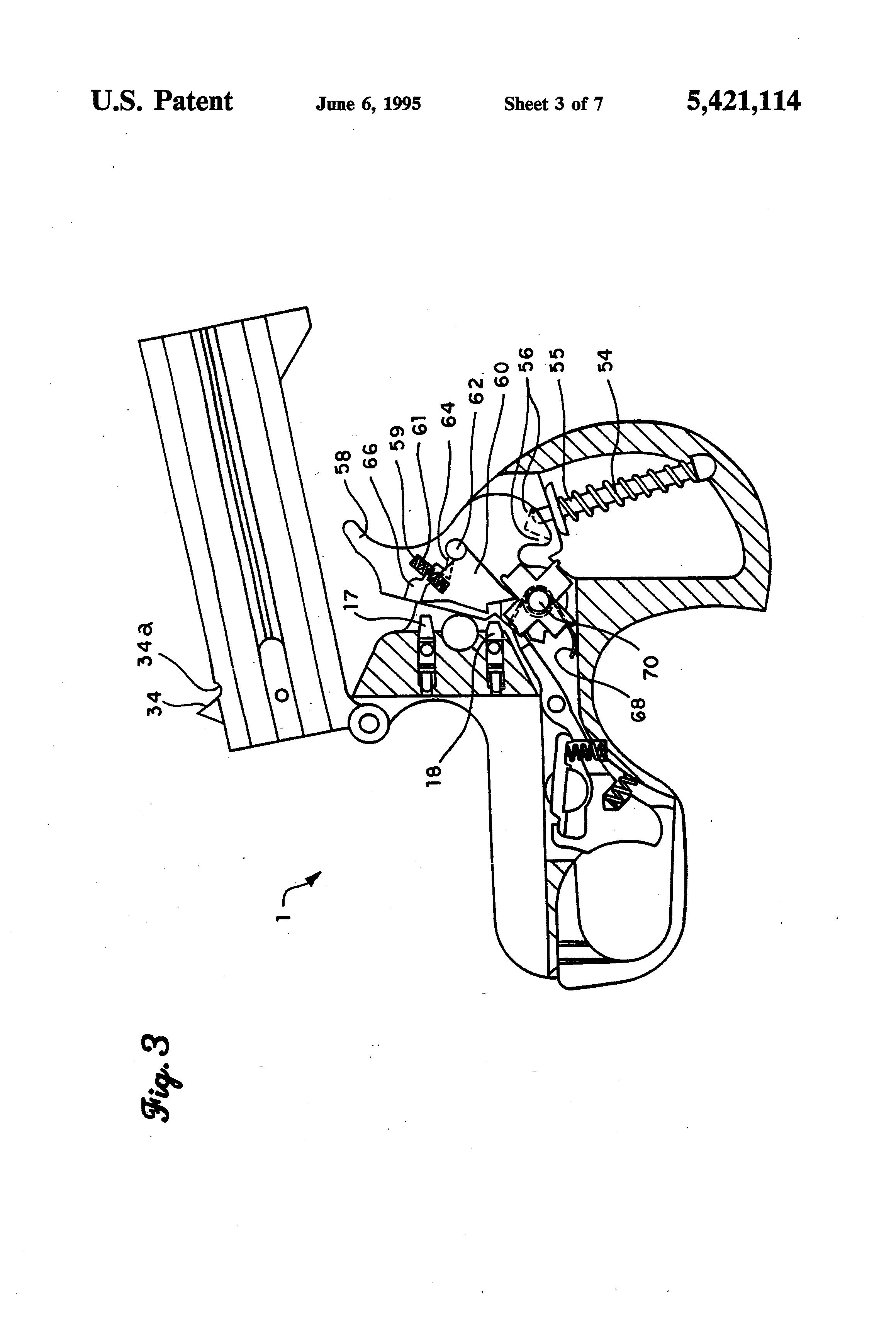 спусковой механизм на подводное ружье своими руками