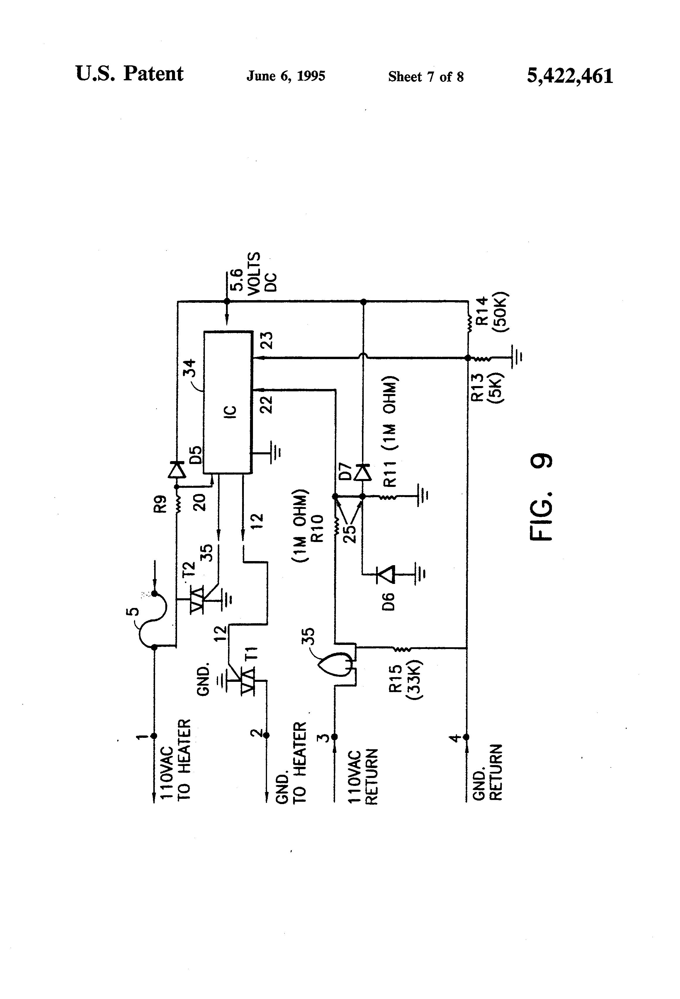 patent us5422461