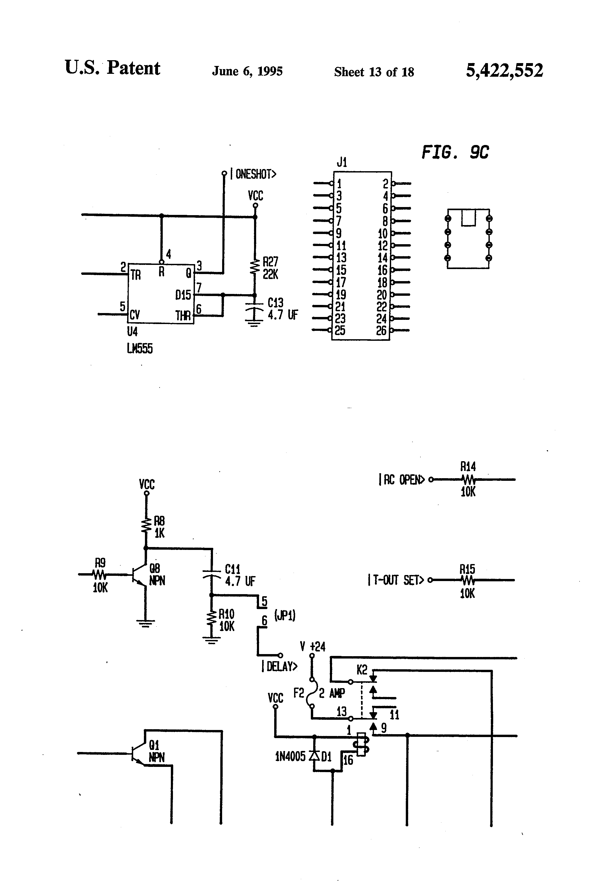 US5422552 13 patent us5422552 automated actuator for sliding panels google u-92a/u wiring diagram at bayanpartner.co