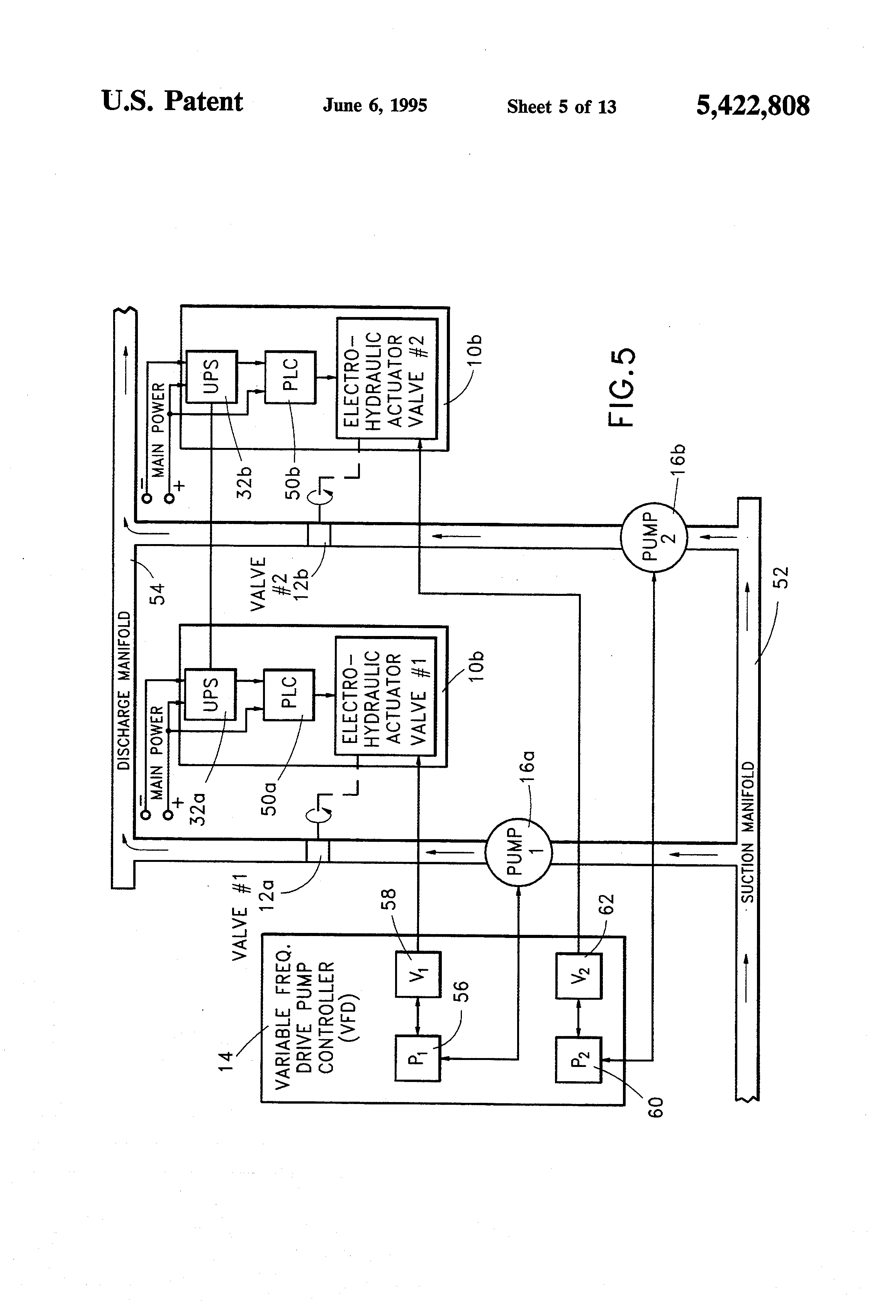 US5422808 5 patent us5422808 method and apparatus for fail safe control of trident gas control panel wiring diagram at gsmportal.co