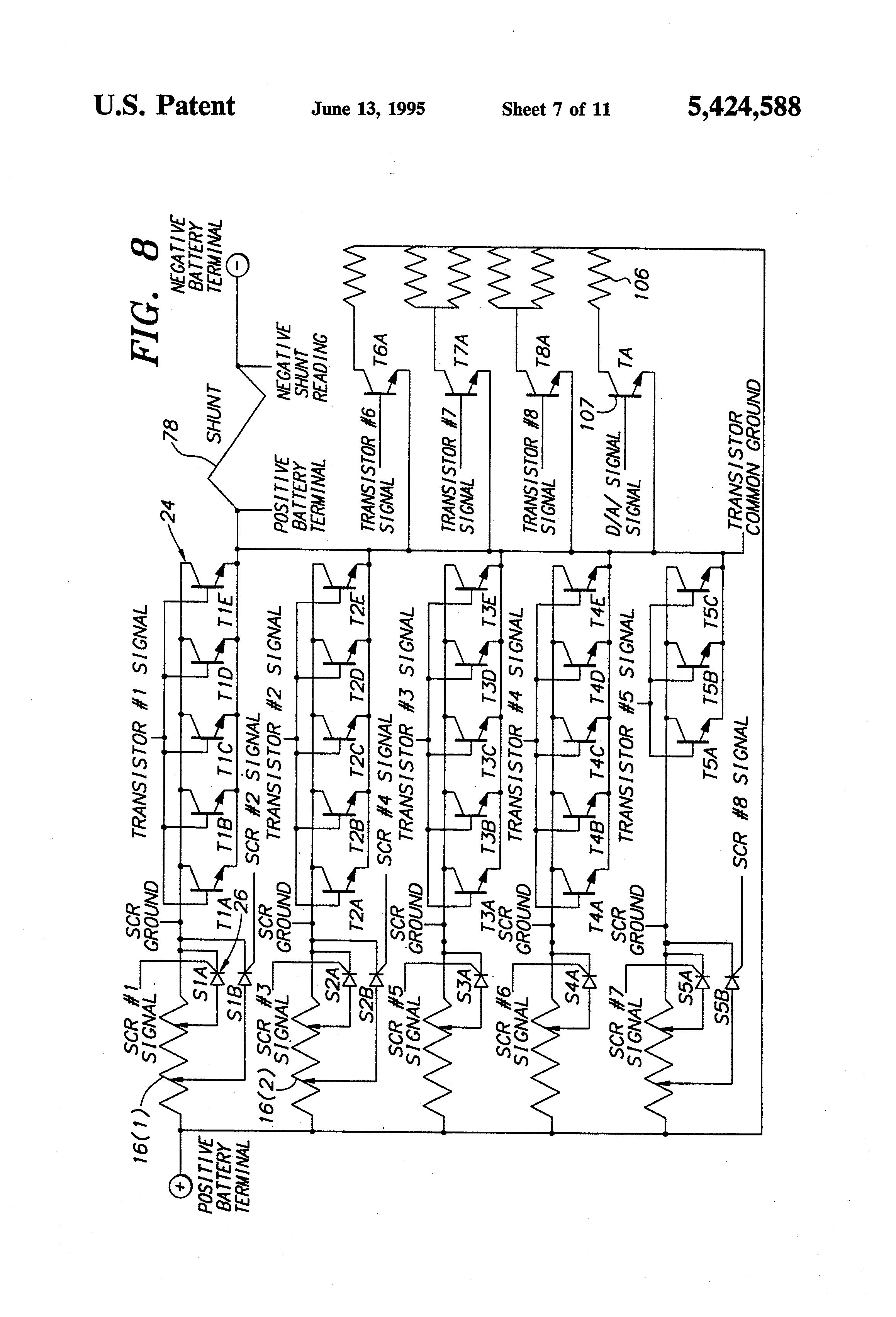 US5424588 7 patent us5424588 self contained, portable compact load bank and resistive load bank wiring diagram at love-stories.co