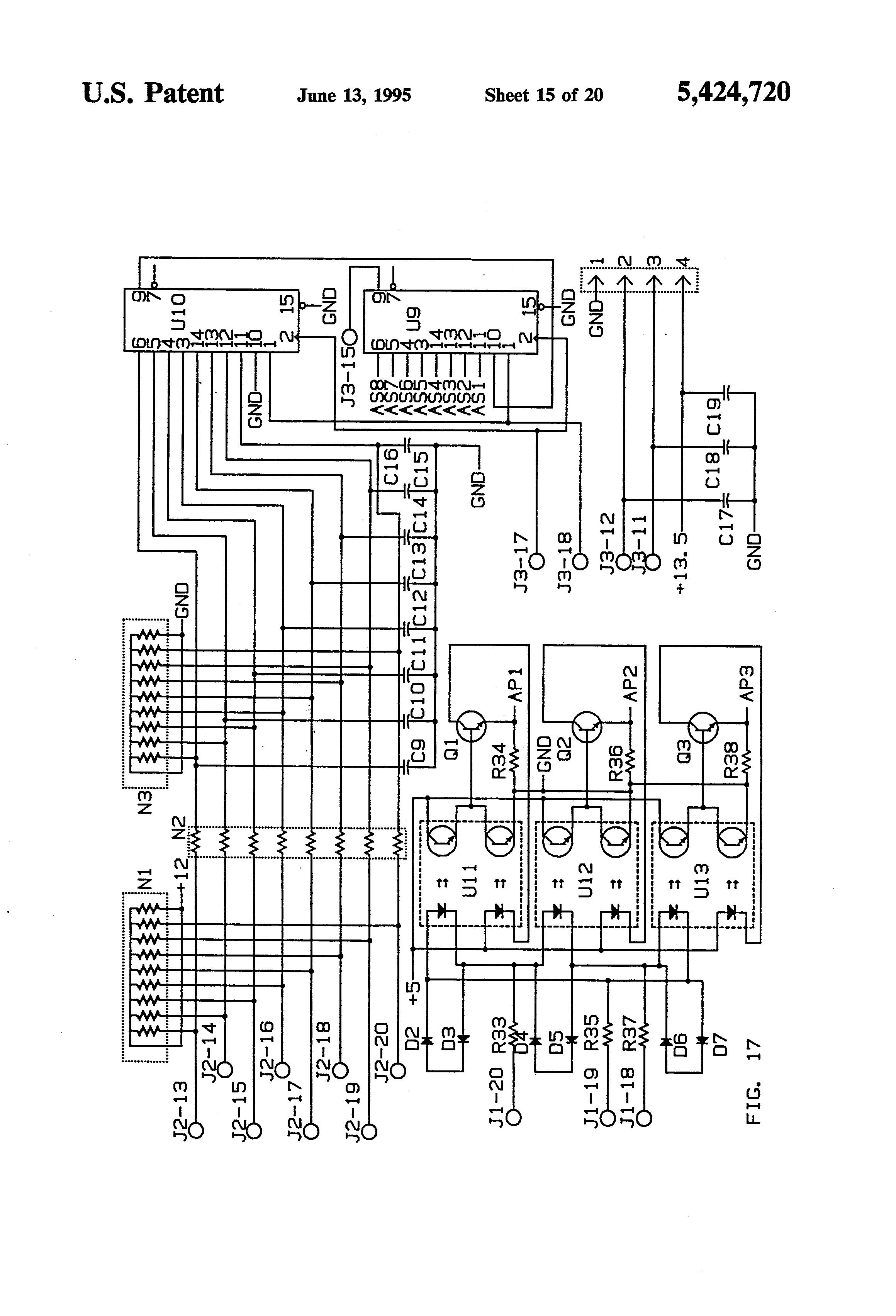 patent us5424720