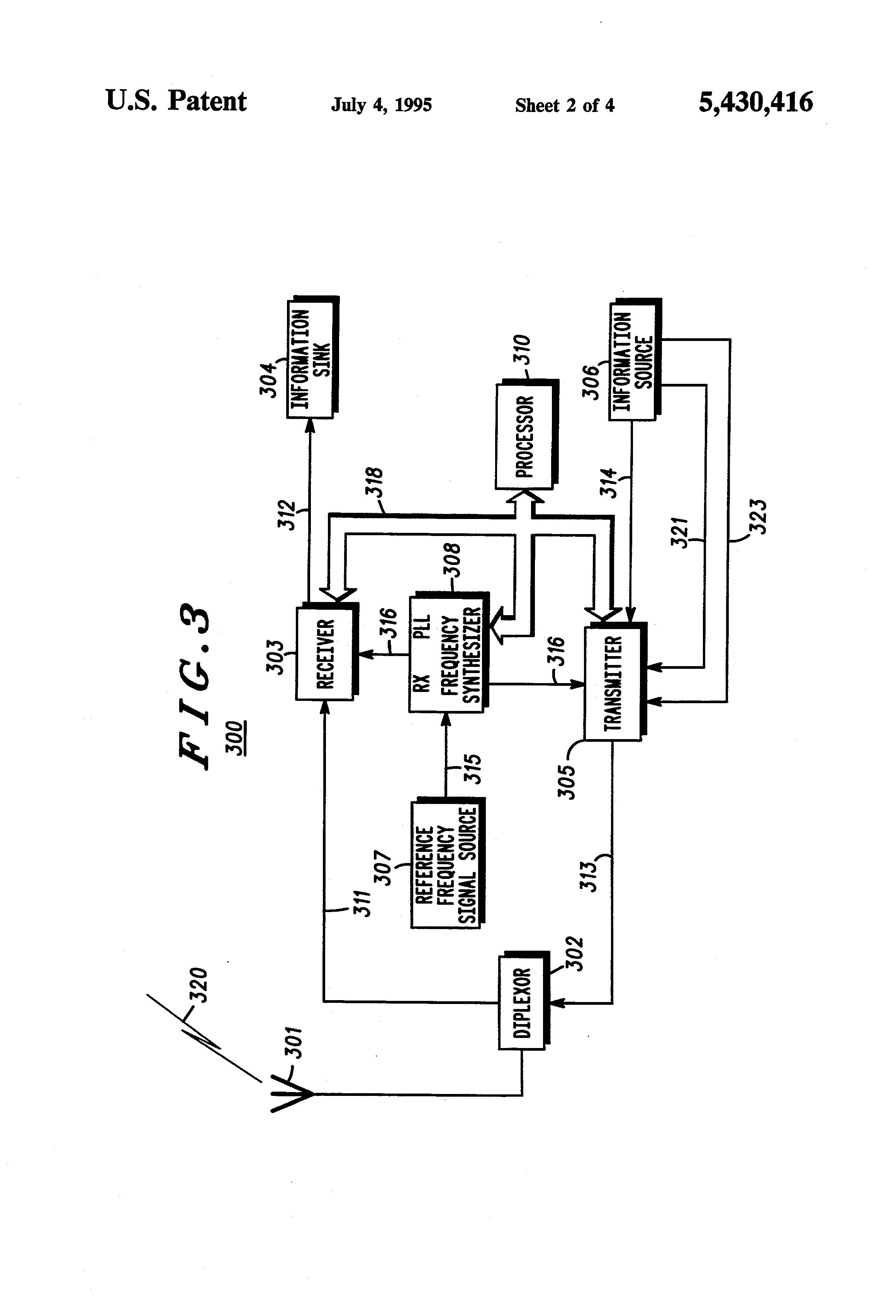 patent us5430416