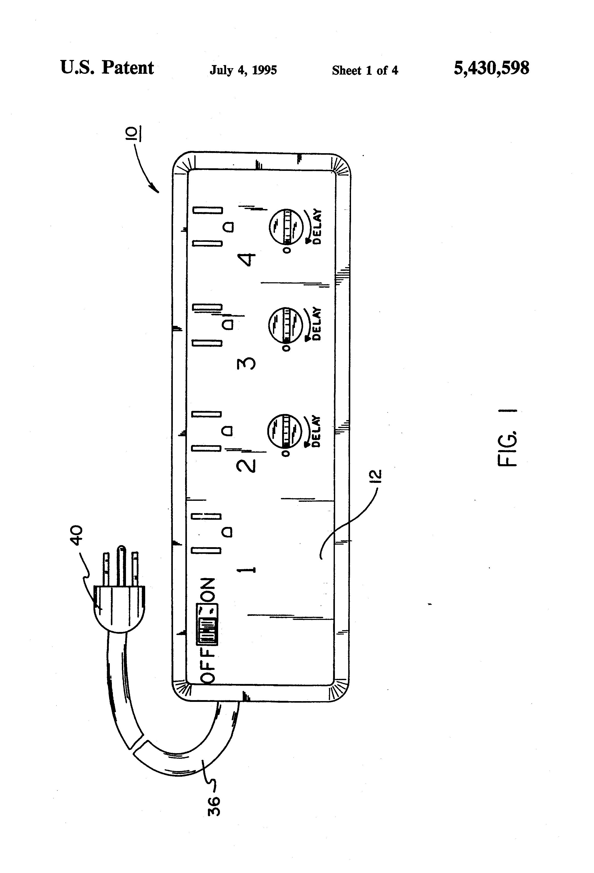 patent us5430598