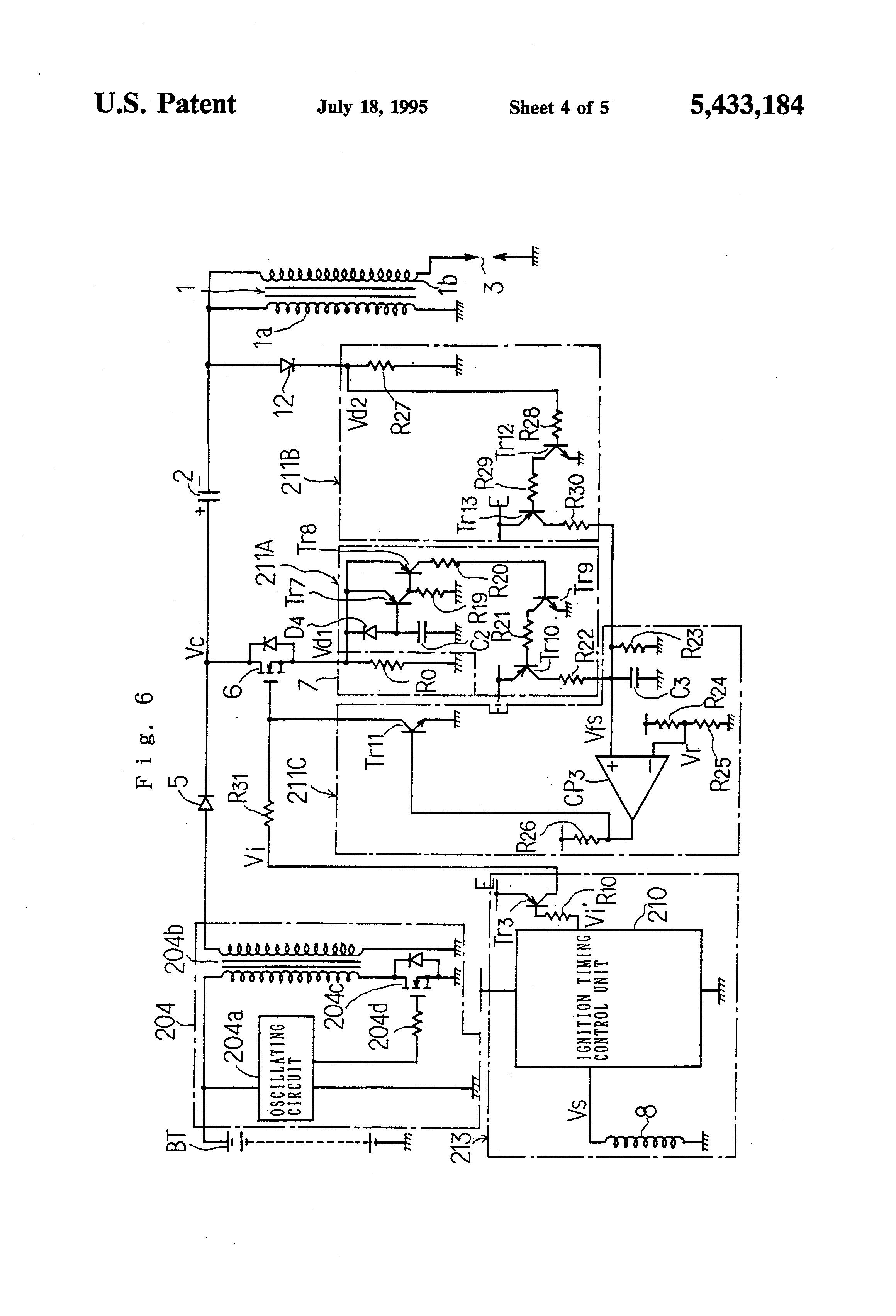 patent us5433184