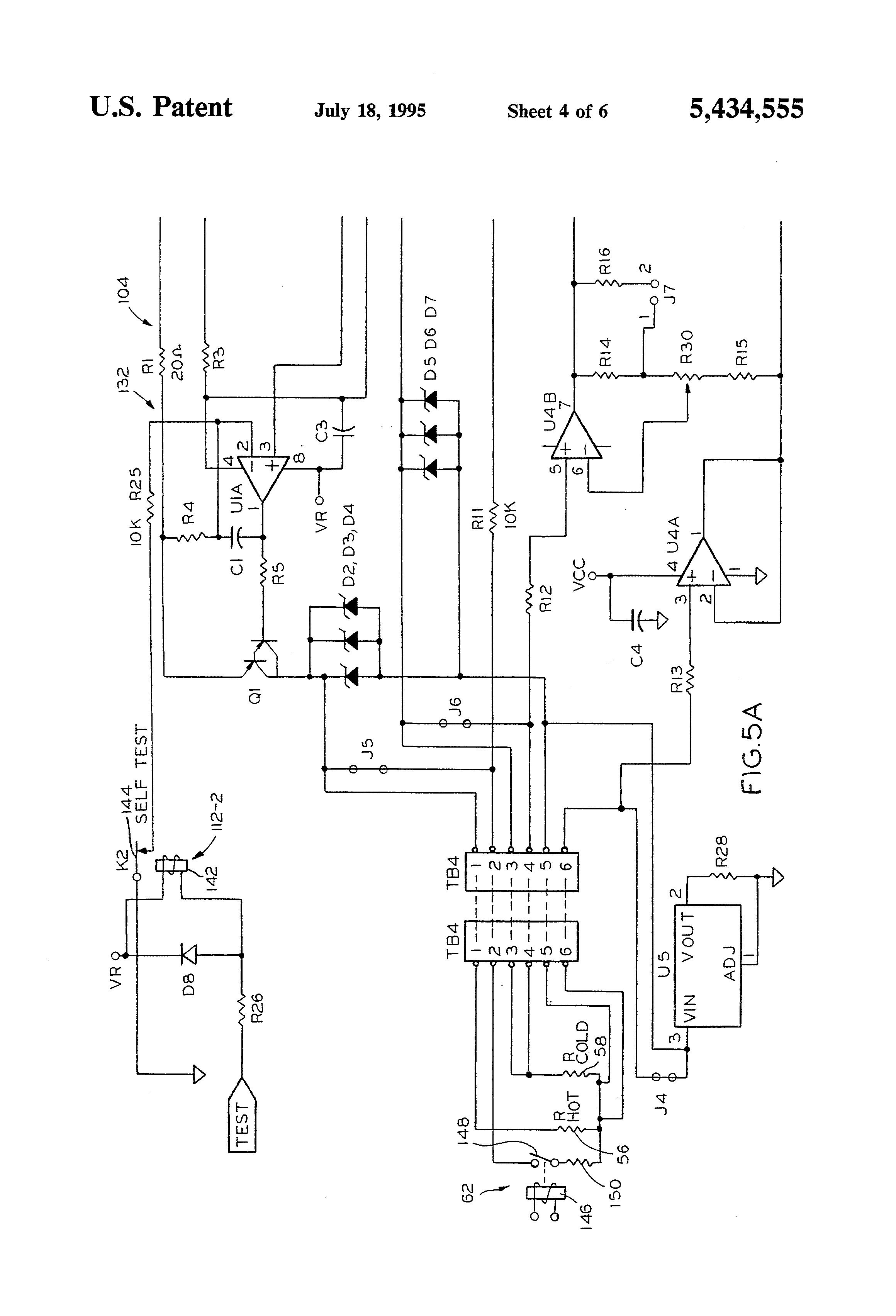 patent us5434555