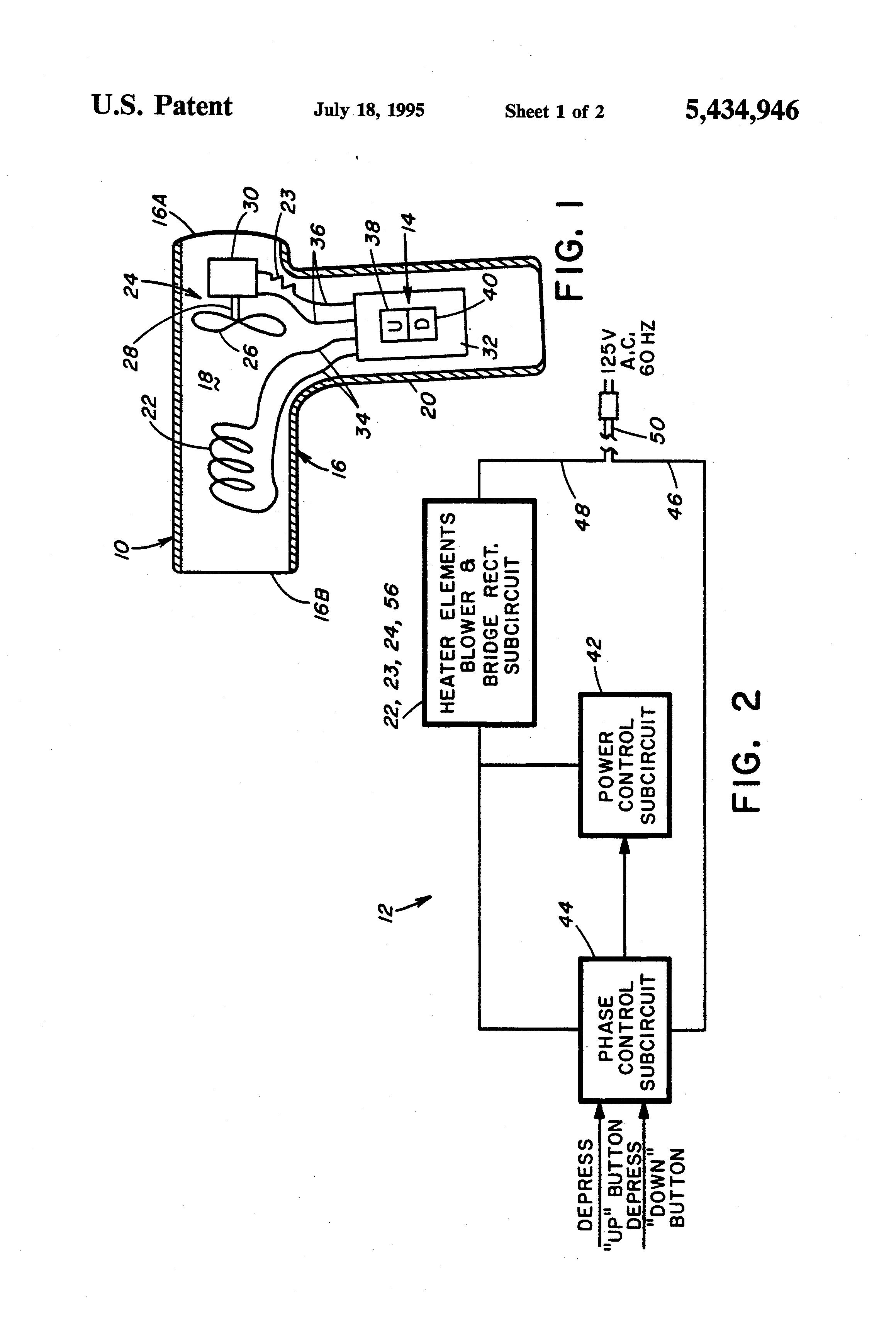 patent us5434946