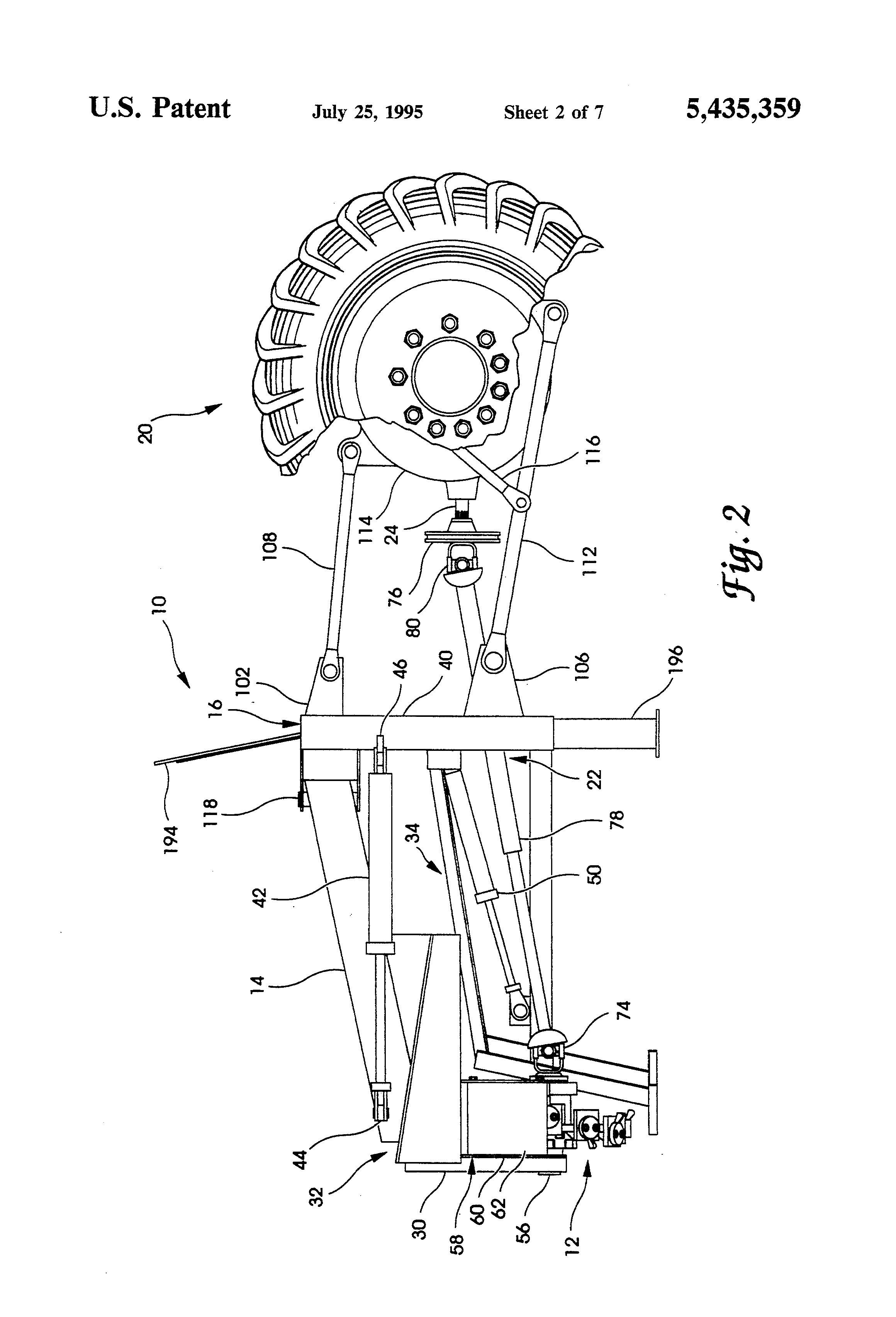 rayco stump grinder parts manual