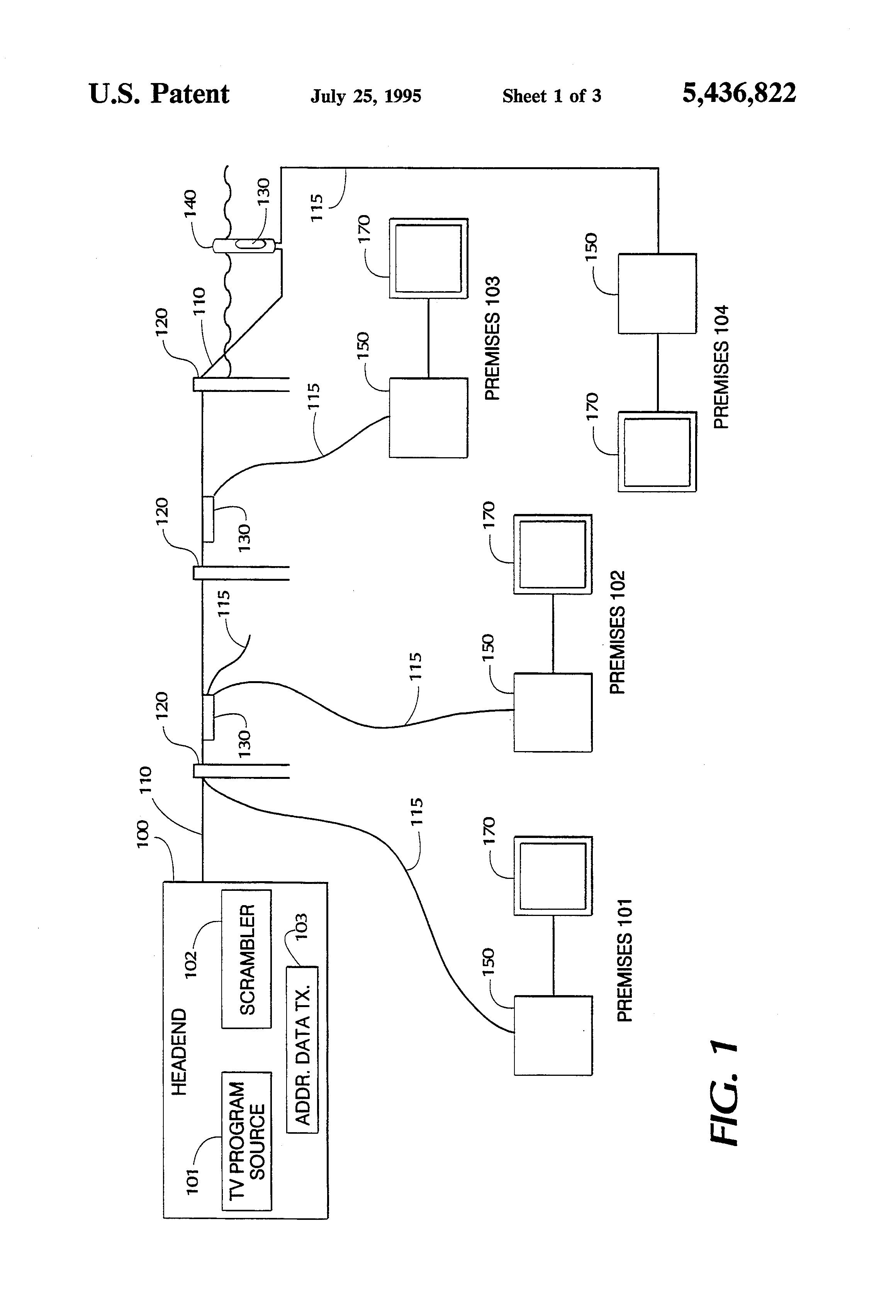 patent us5436822