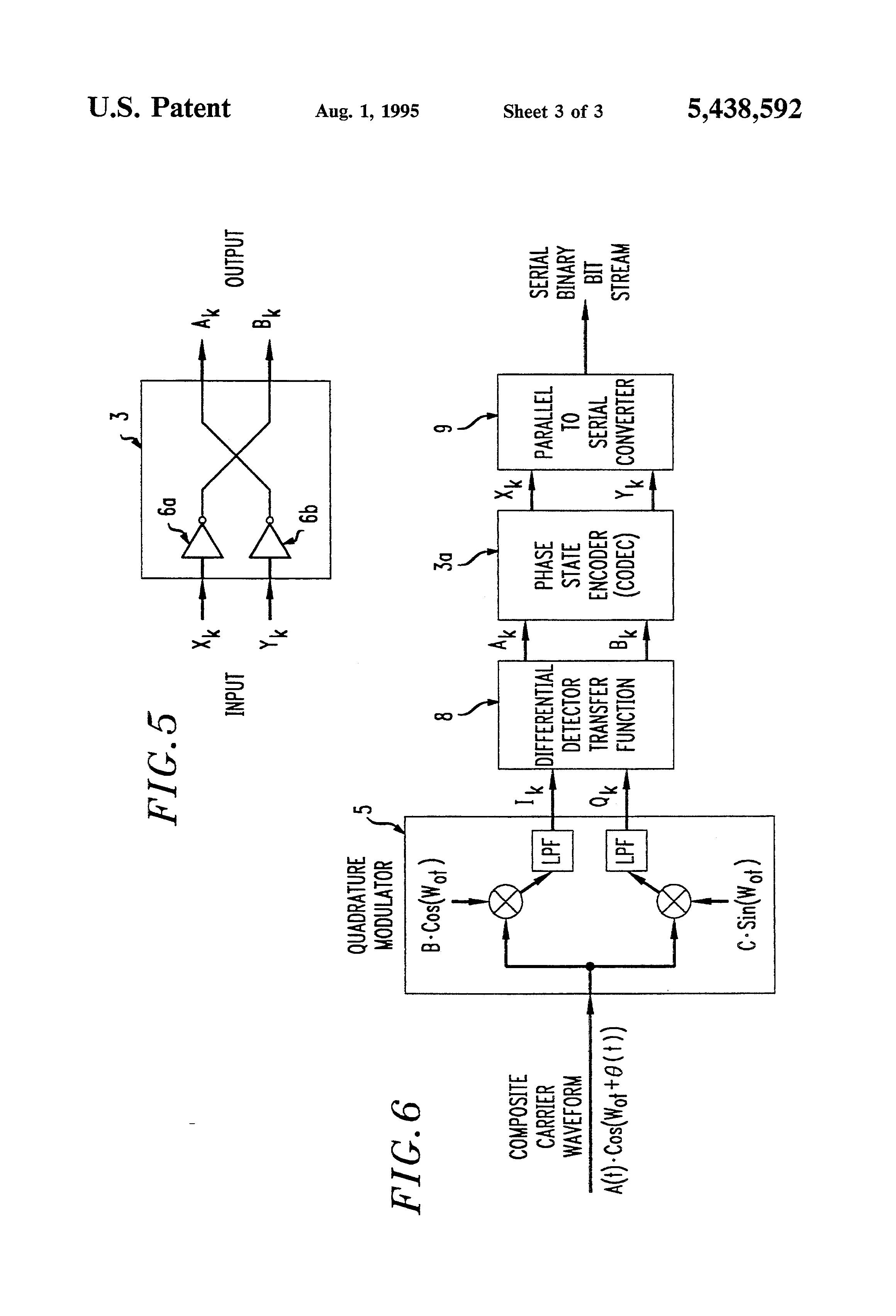 patent us5438592  4 decoder