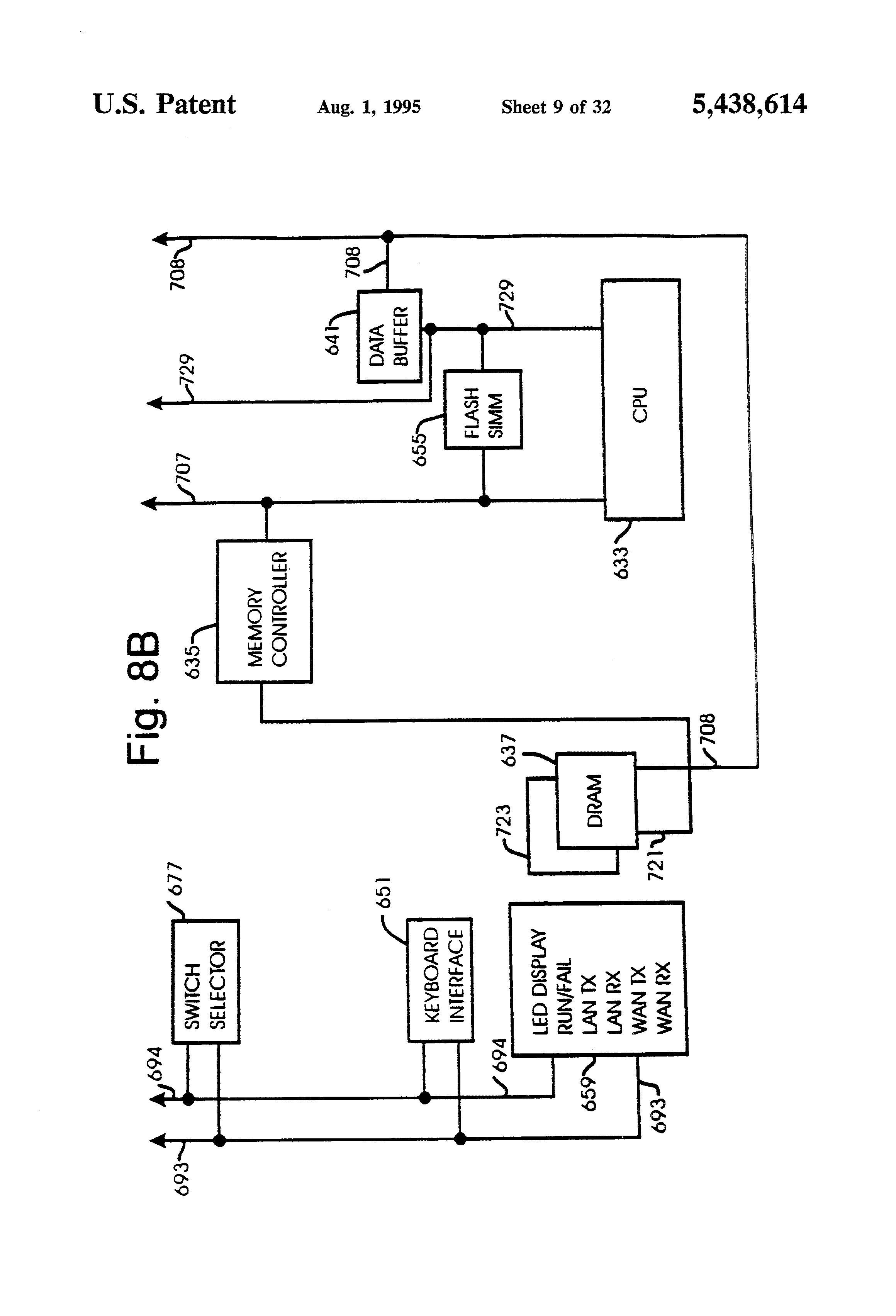 Patent US5438614 Modem management techniques Google Patents – Le9 Wiring Diagram