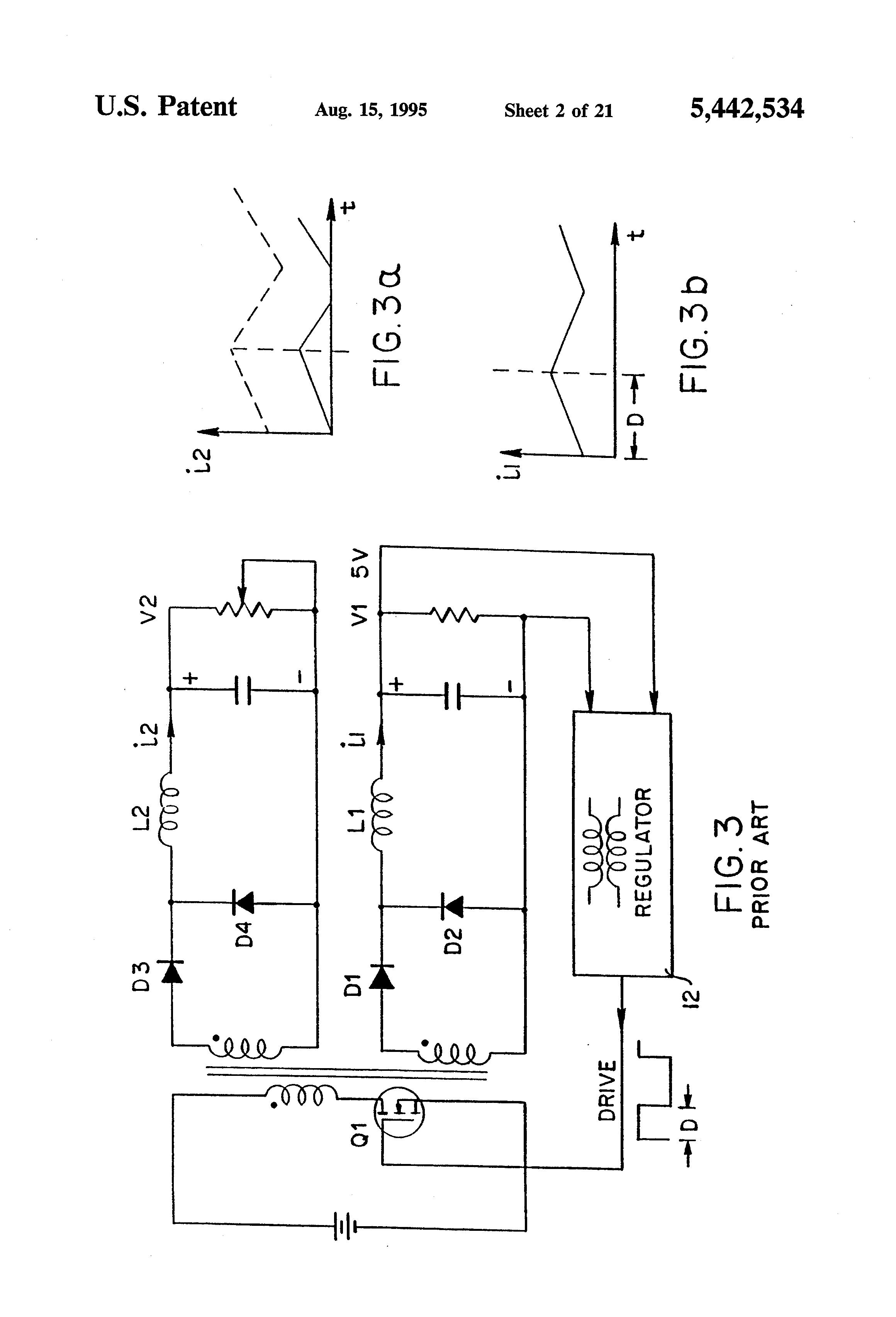 patent us5442534