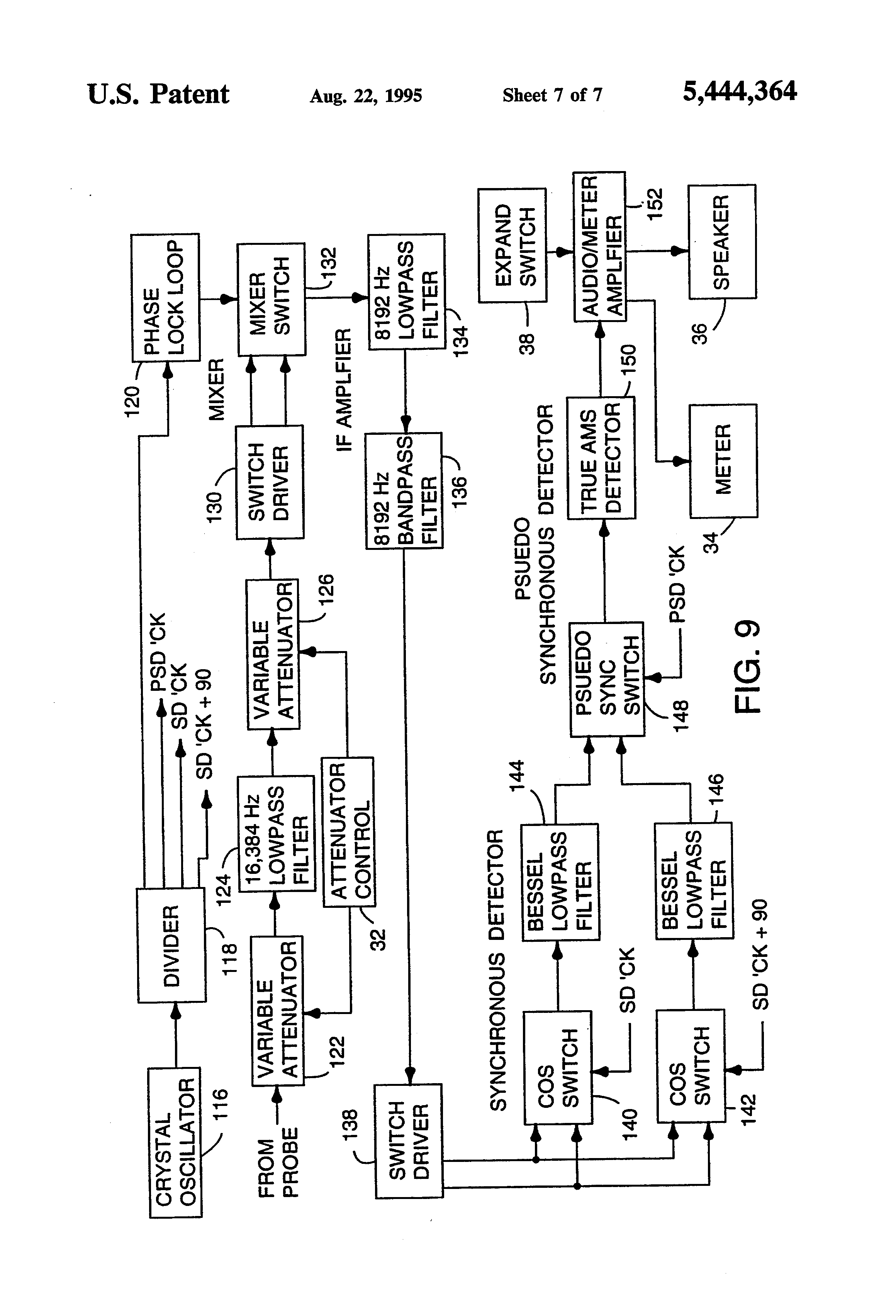 patent us5444364