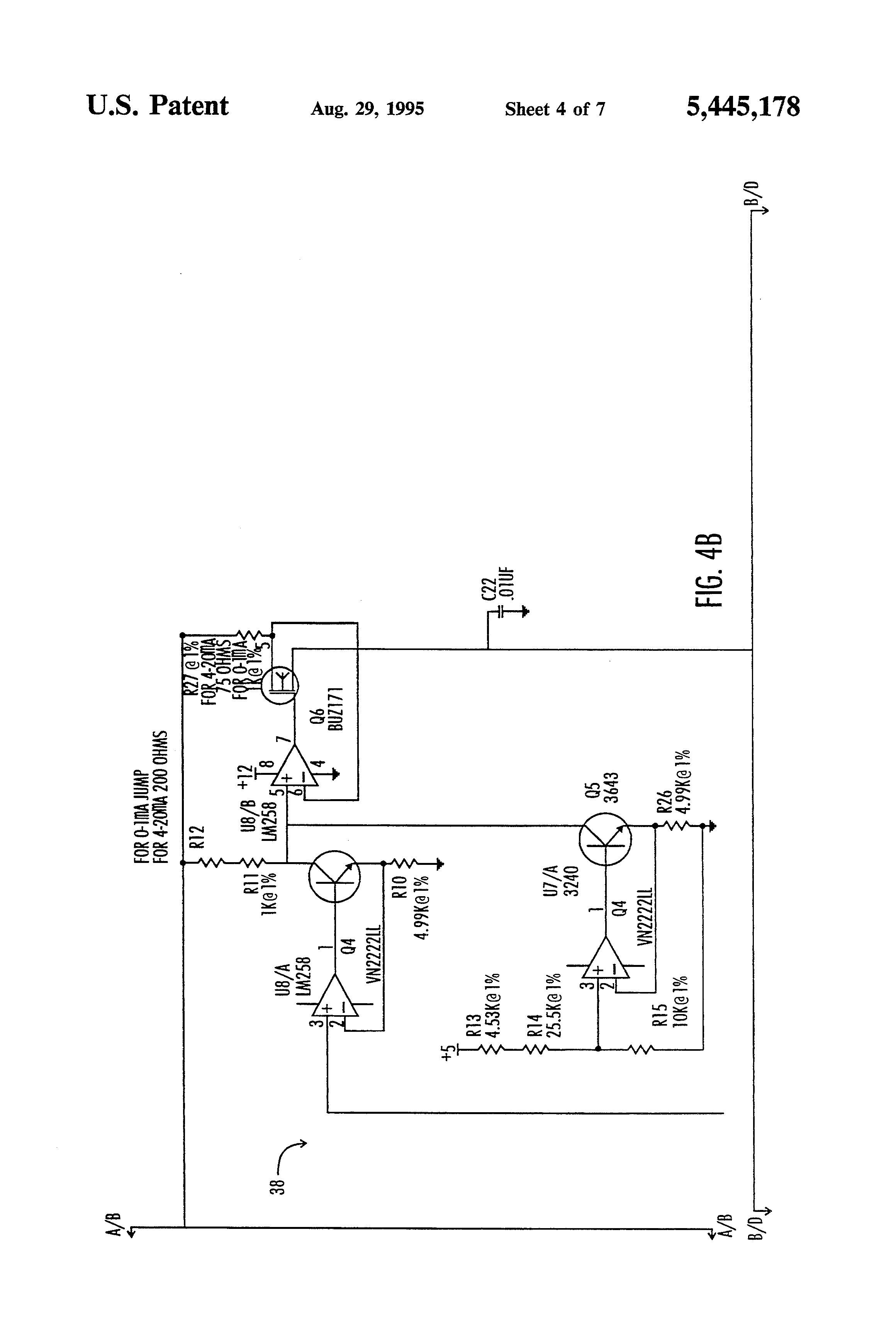 patent us5445178 - soil moisture sensor