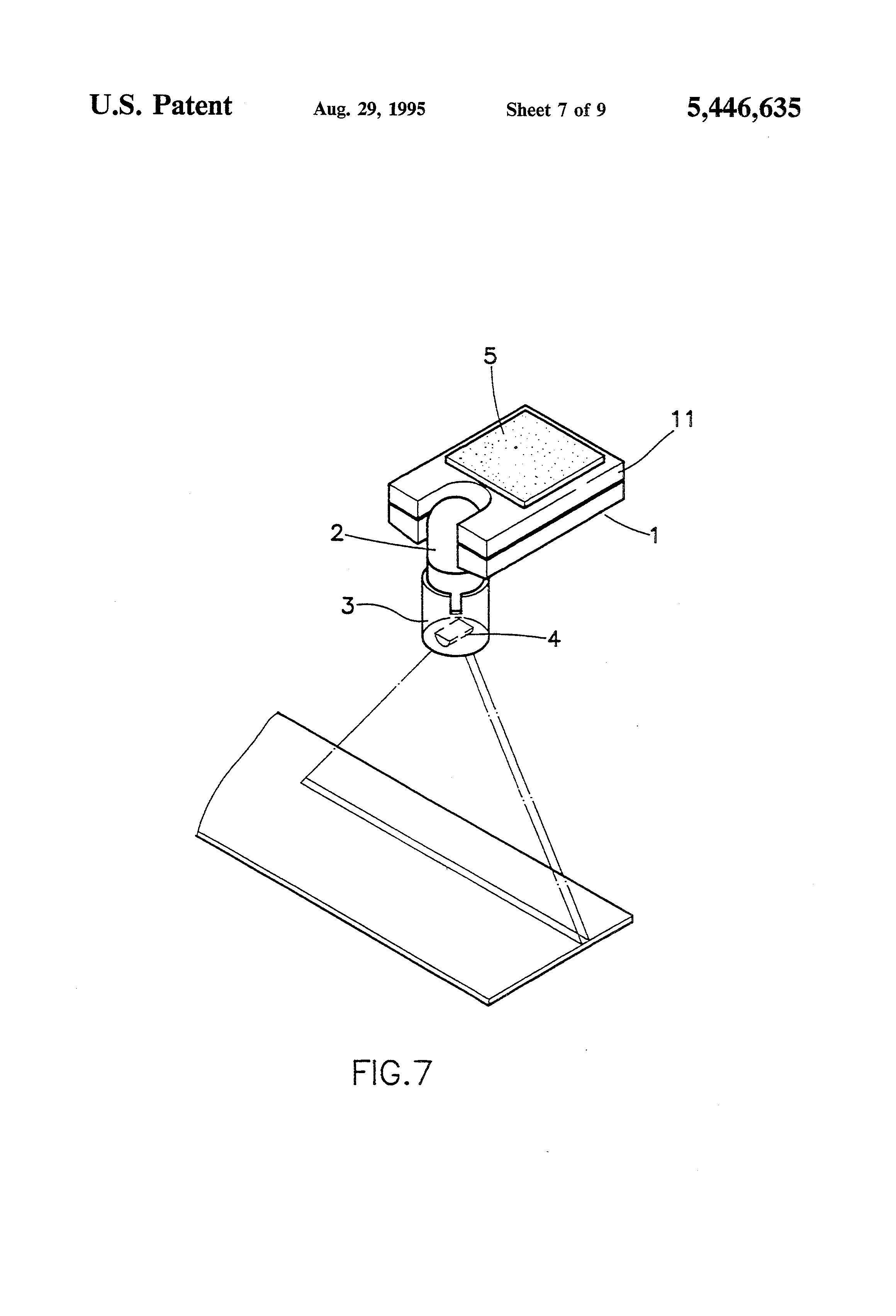 patent us5446635