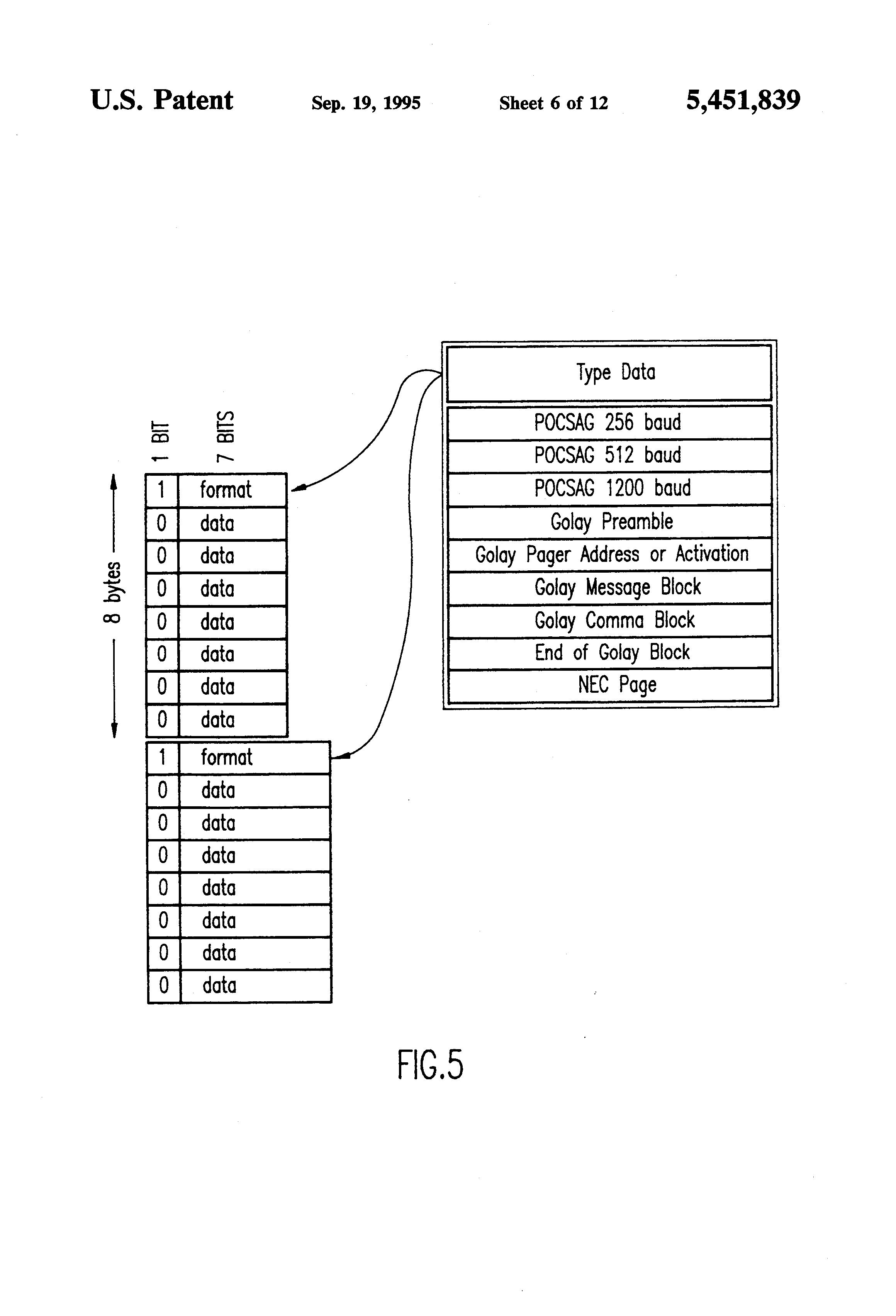 patent us5451839