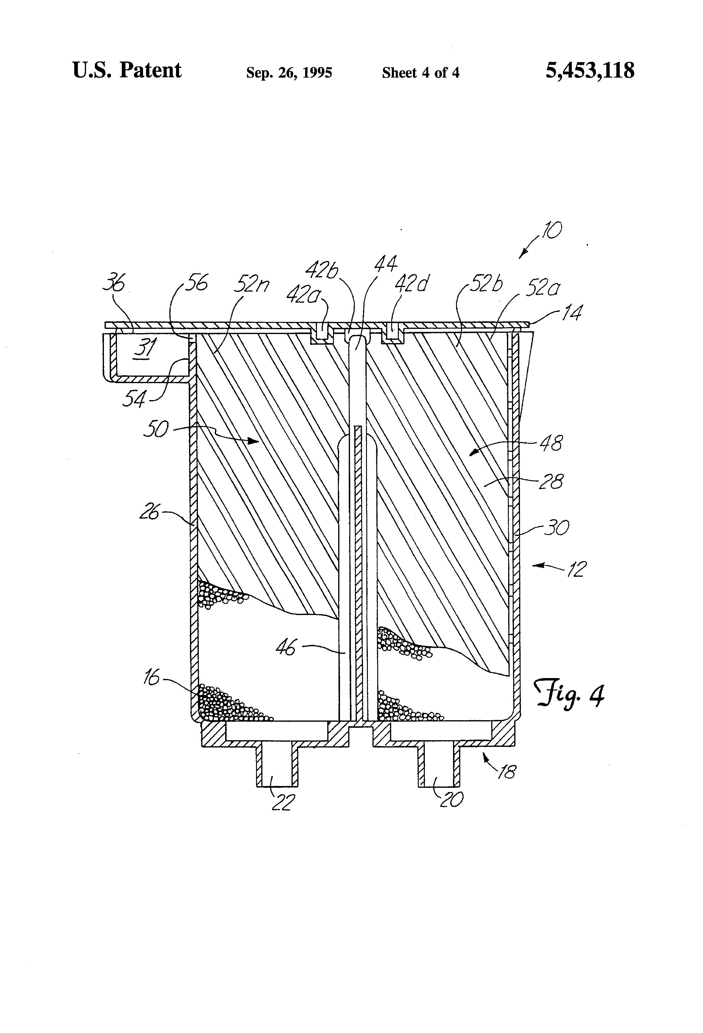 patent us5453118