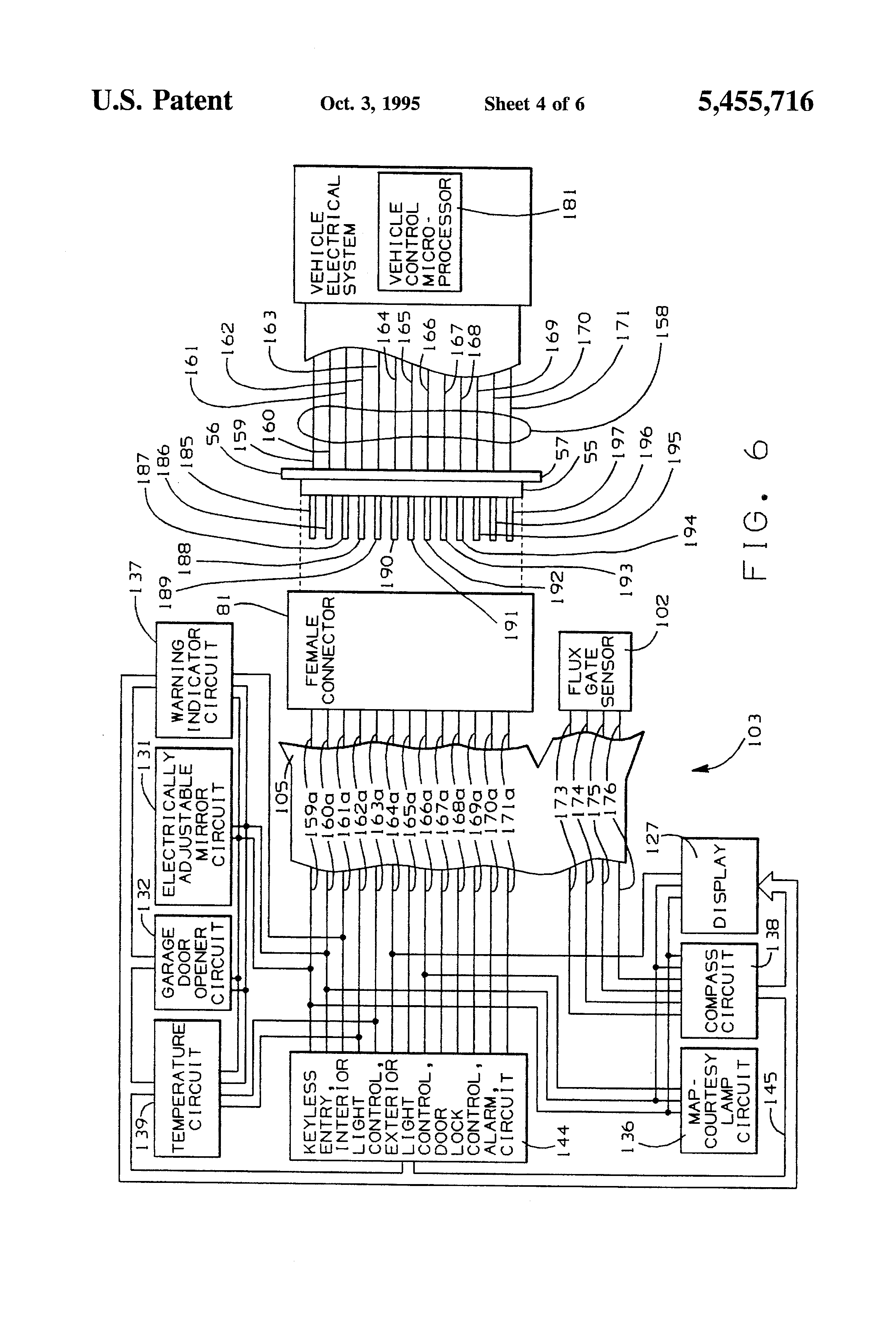 gentex 221 wiring diagram
