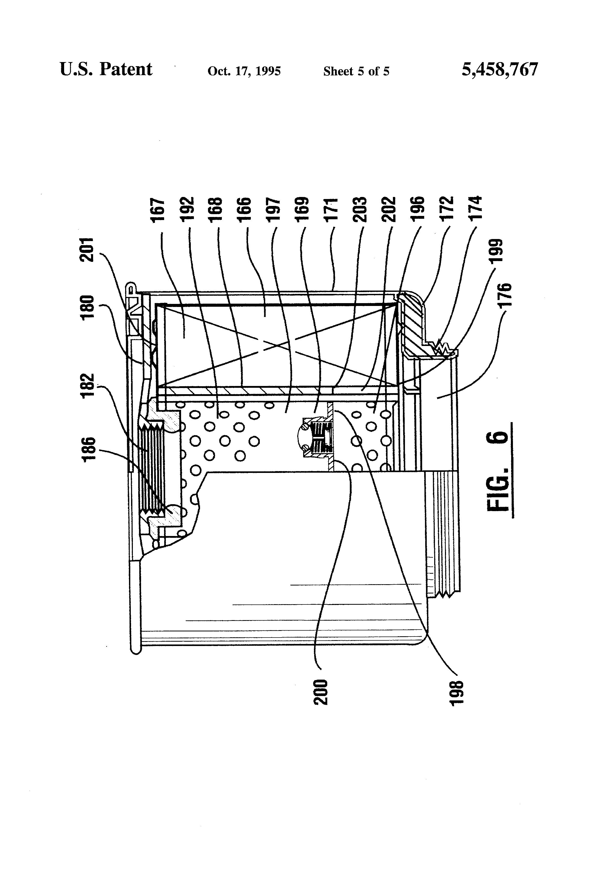 patent us5458767