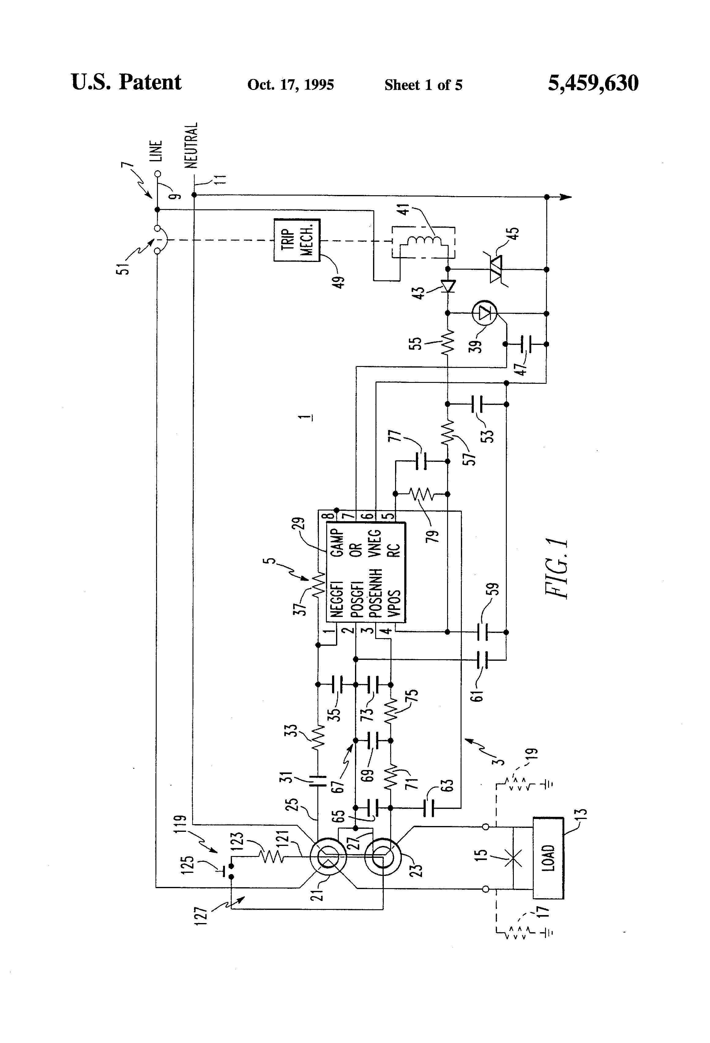 patent us5459630