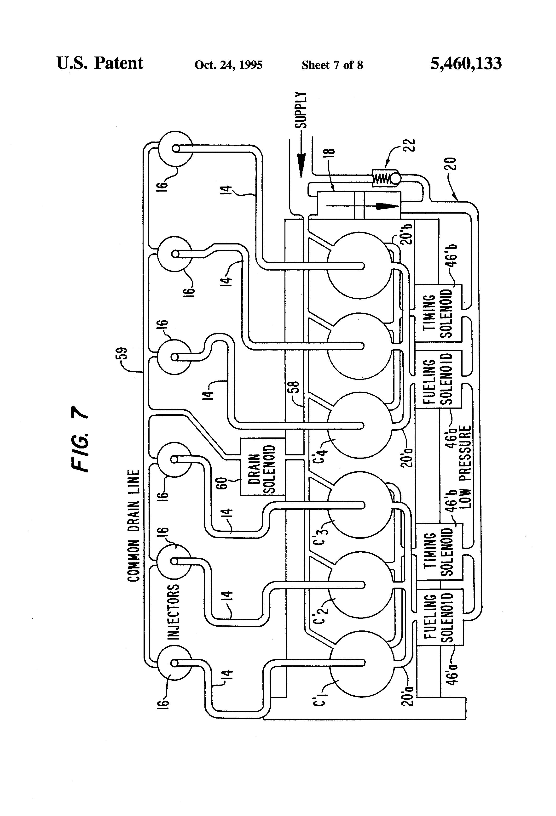 patent us5460133