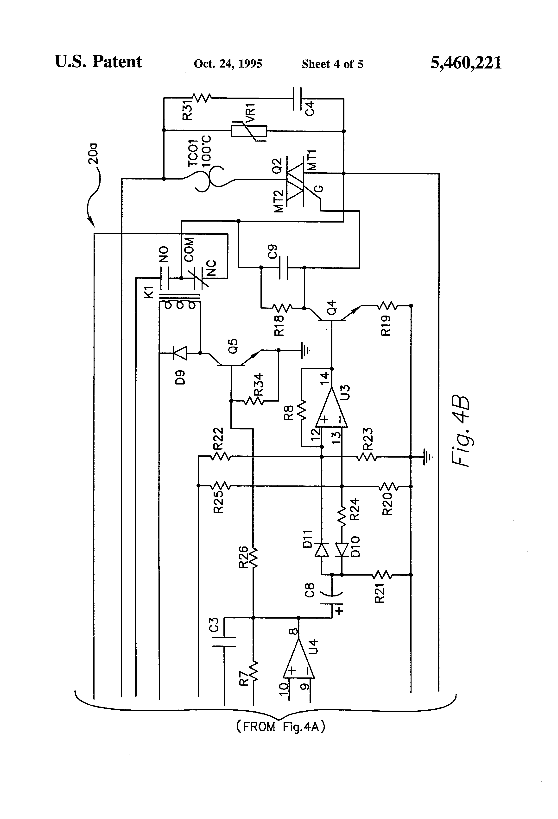 Patent US Fan Coil Thermostat With Circuitry To Assure - Relay coil voltage tolerance