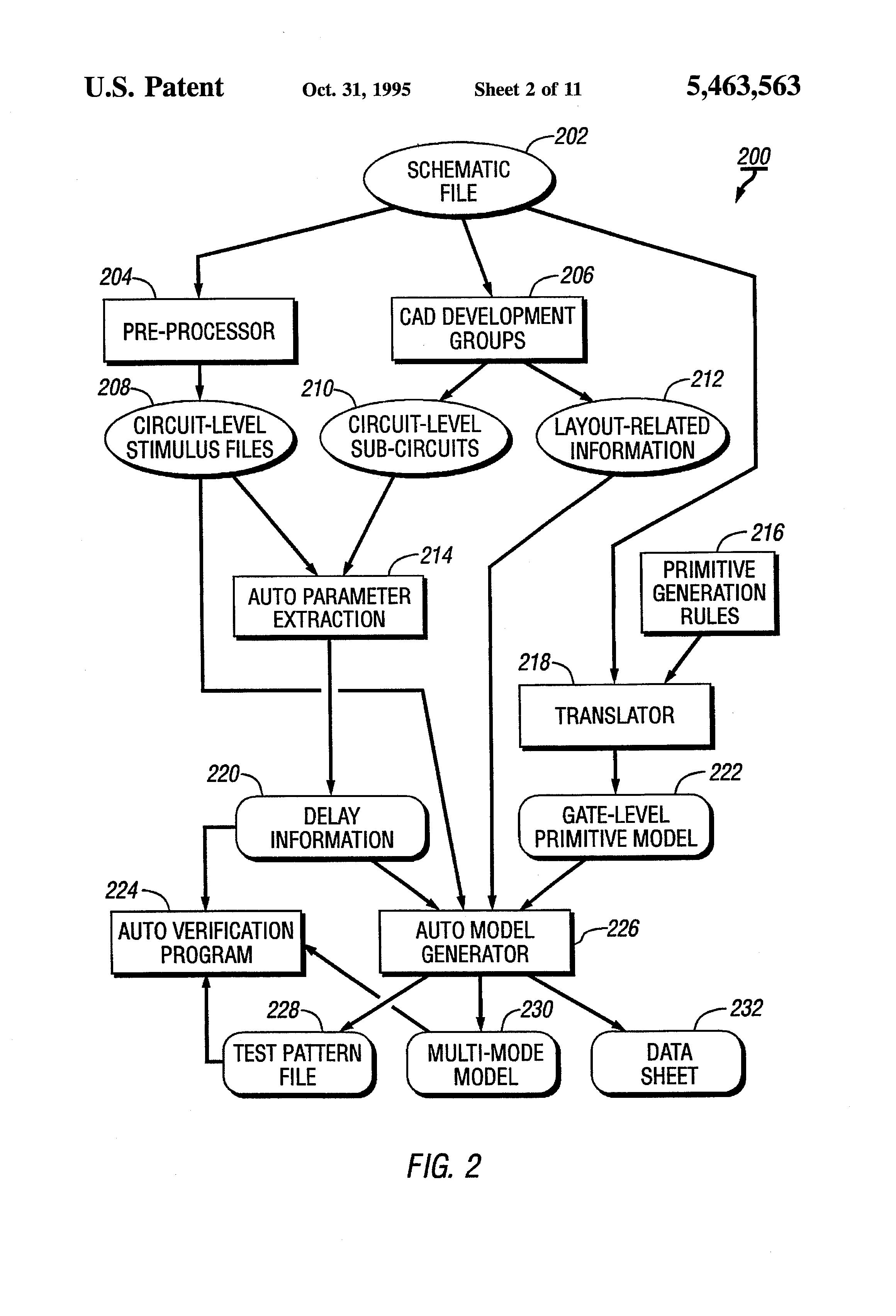patent us5463563