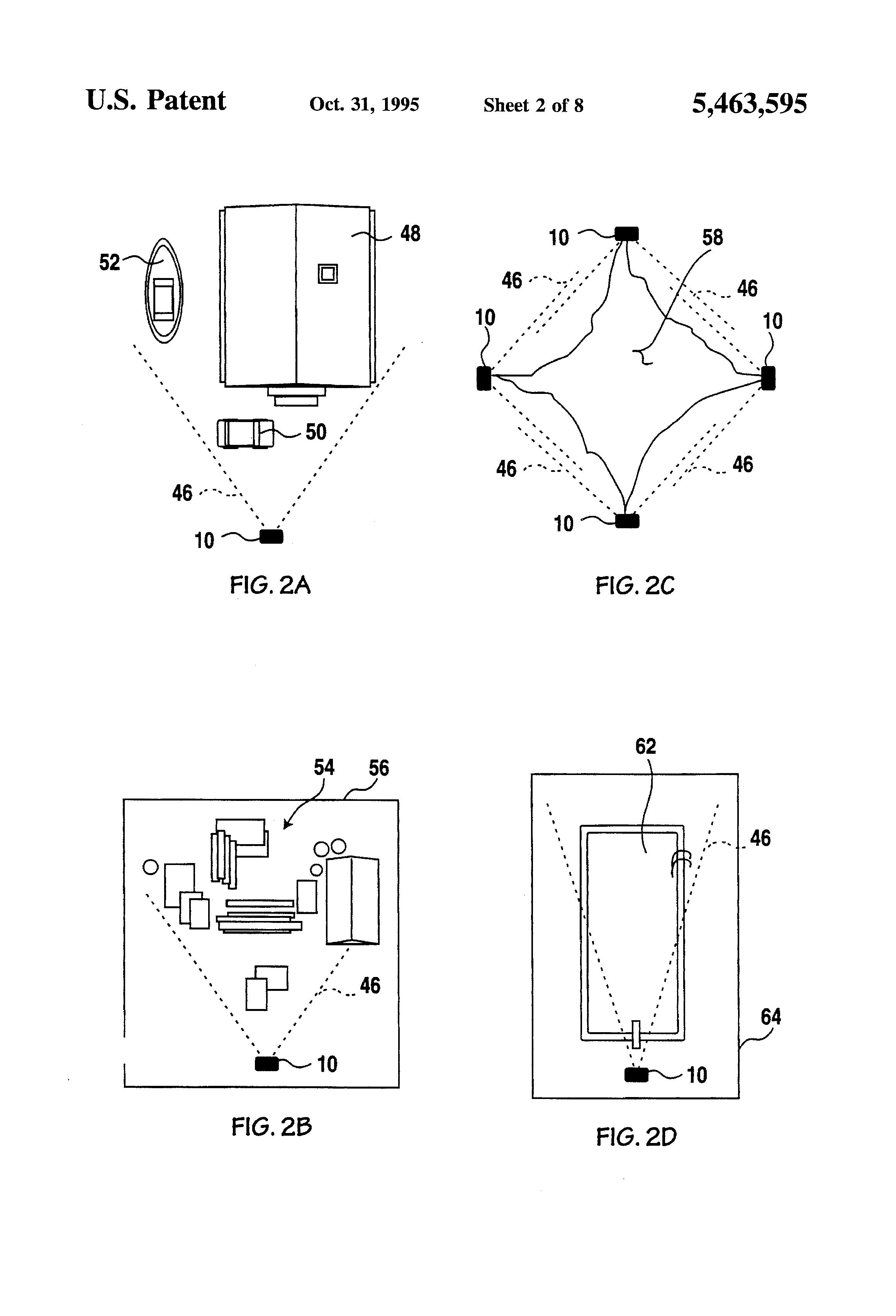 patent us5463595