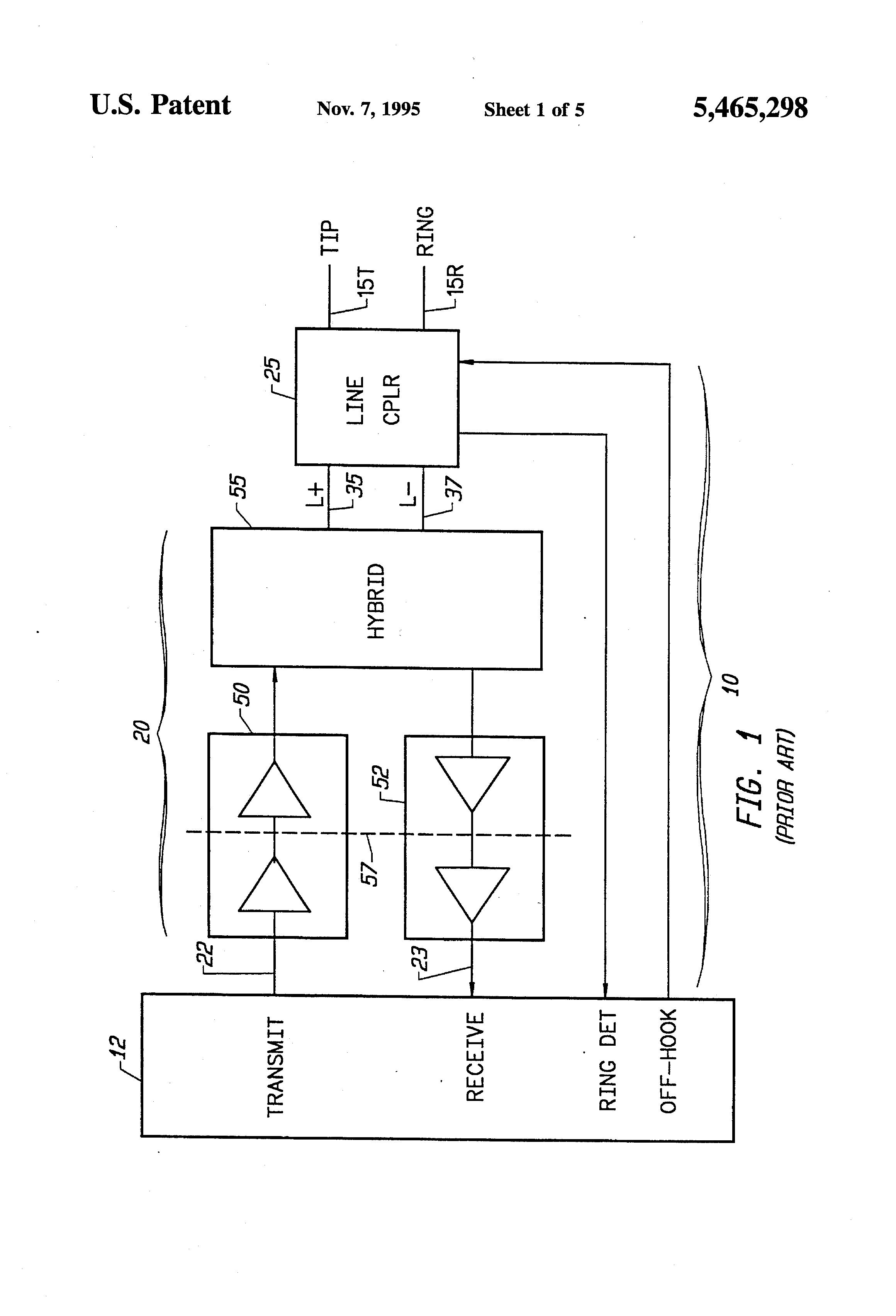 patent us5465298