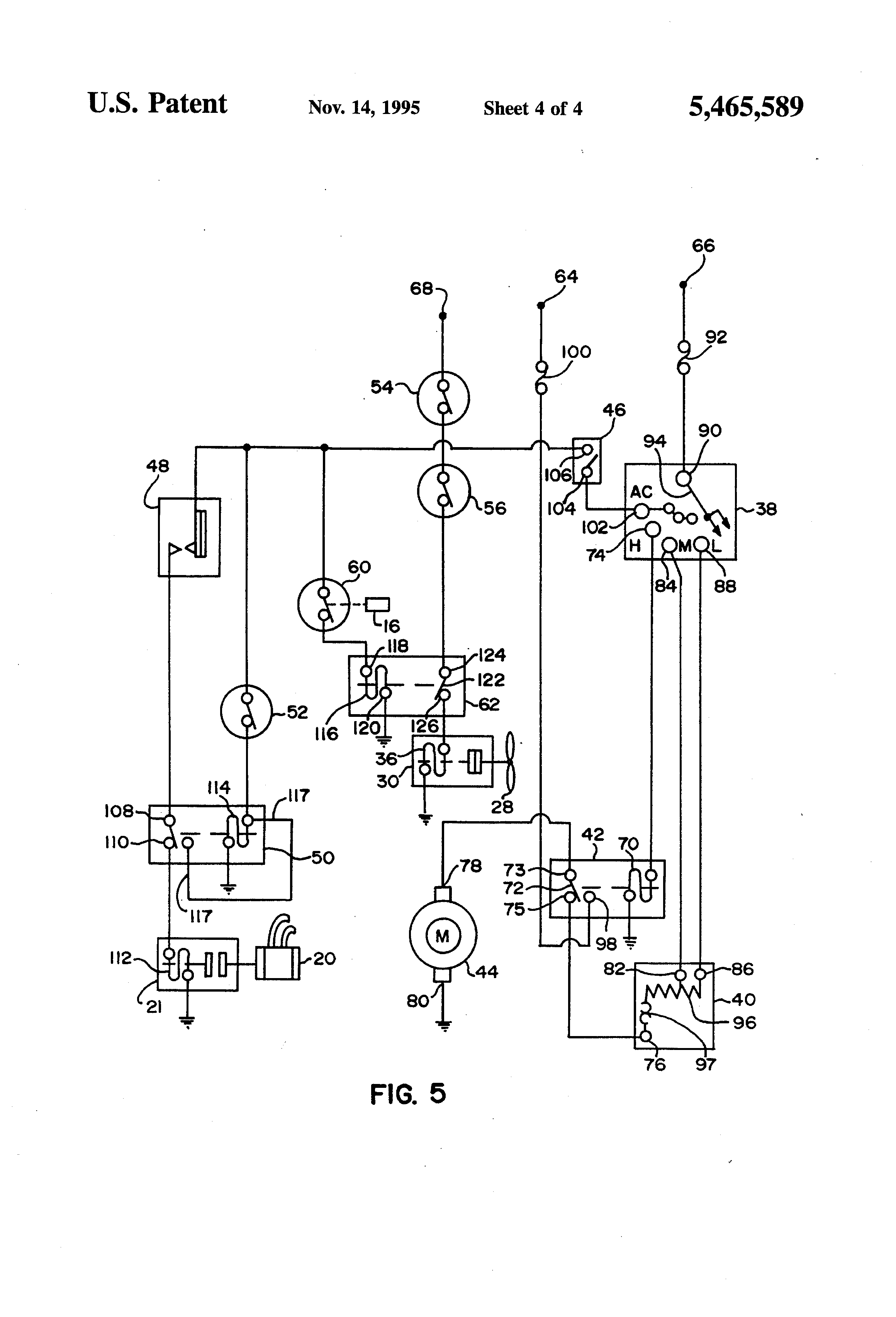 US5465589 4 patent us5465589 idle automated a c system google patents 1995 international 4700 wiring diagram at edmiracle.co