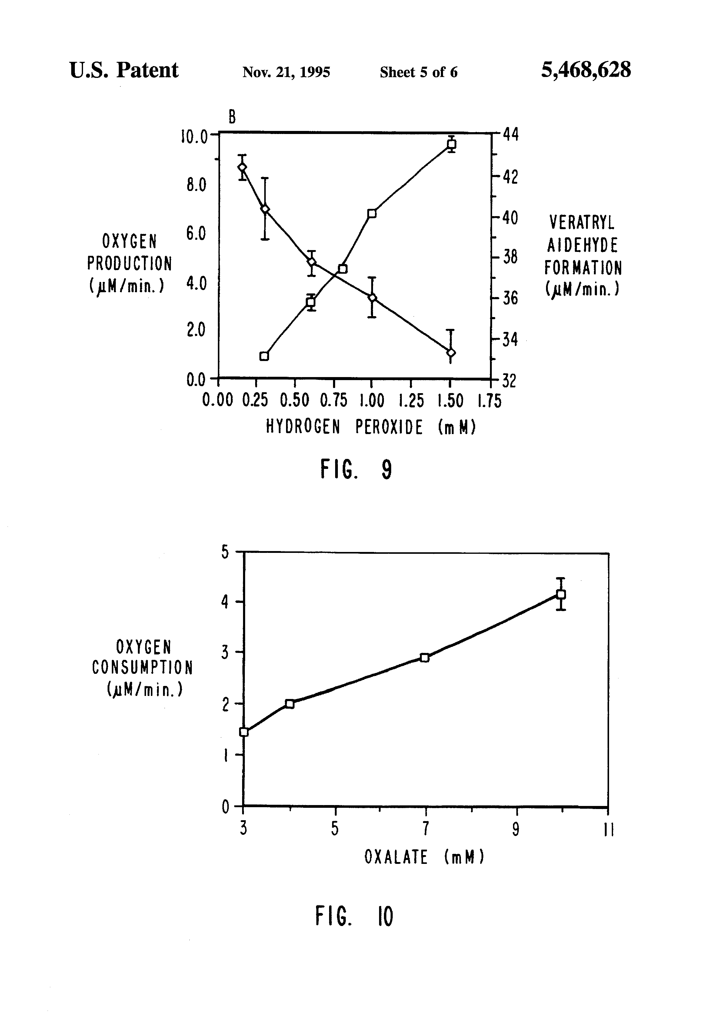 Patent US5468628 Compounds And Methods For Generating