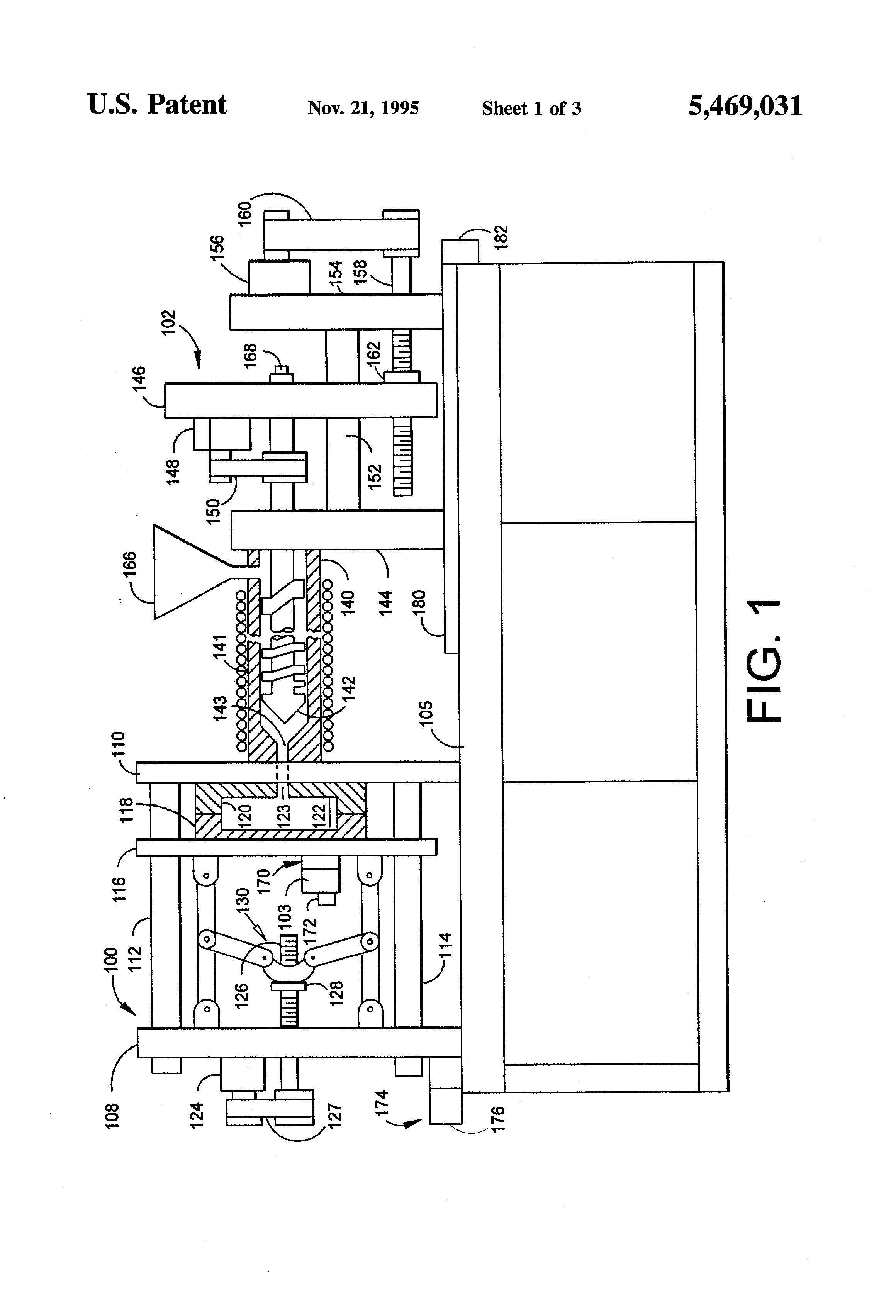 Patent us5469031 dynamic braking for electric motors in for Electric motor dynamic braking