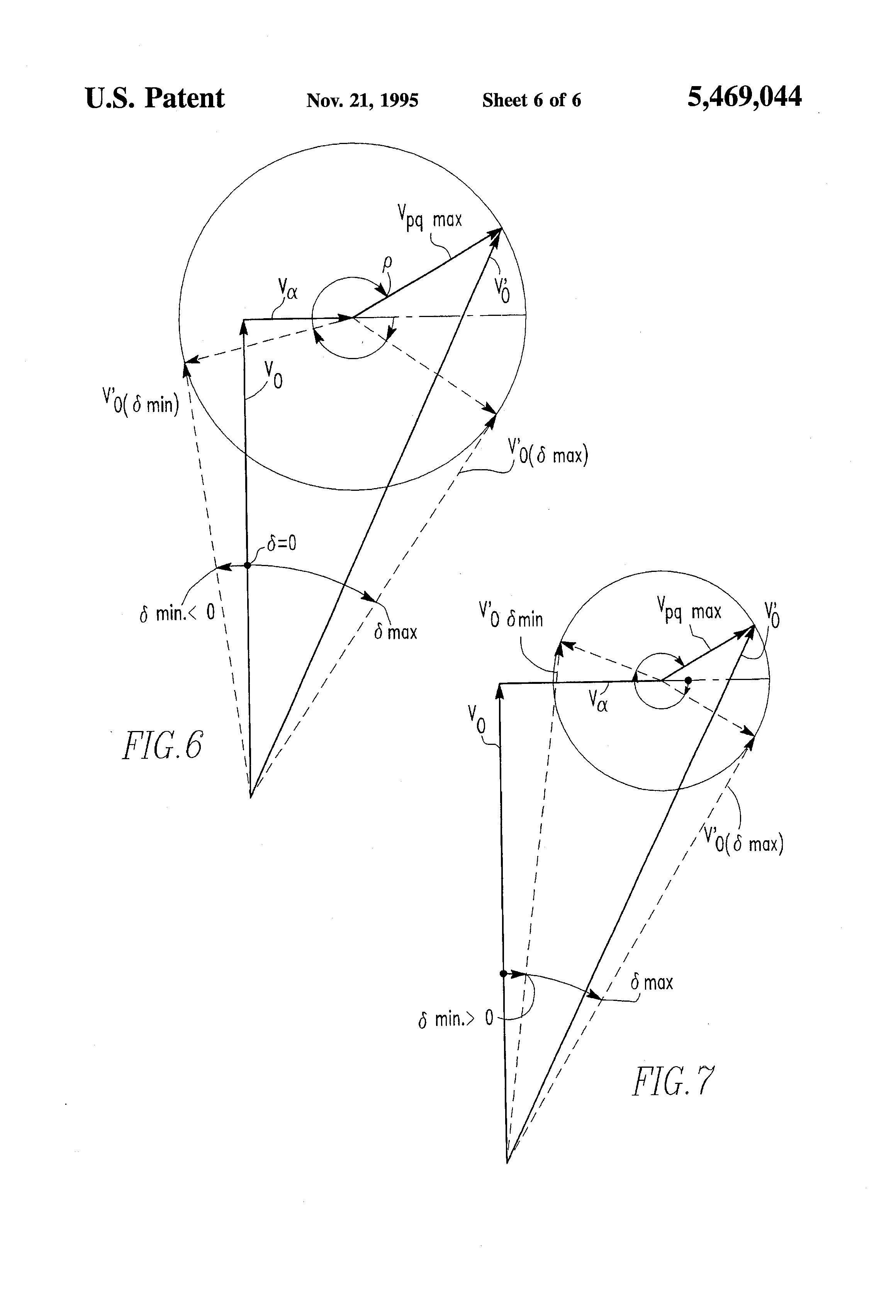 Draw Phasor Diagram Online Patent Transmission Line Power Flow Controller