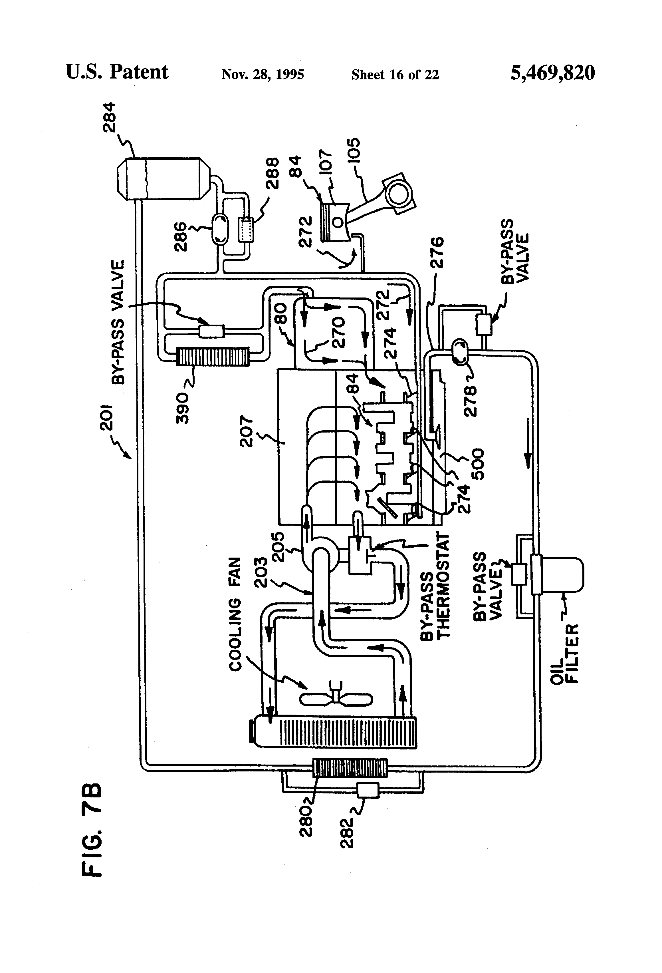Patent Us5469820 - Auxiliary Power Unit For A Hybrid Electrical Vehicle