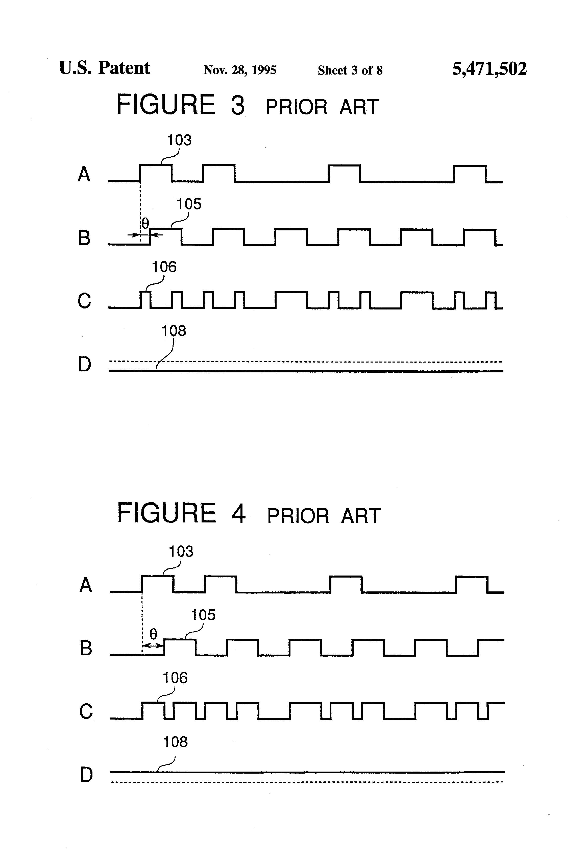 patent us5471502 bit clock regeneration circuit for pcm data patent drawing