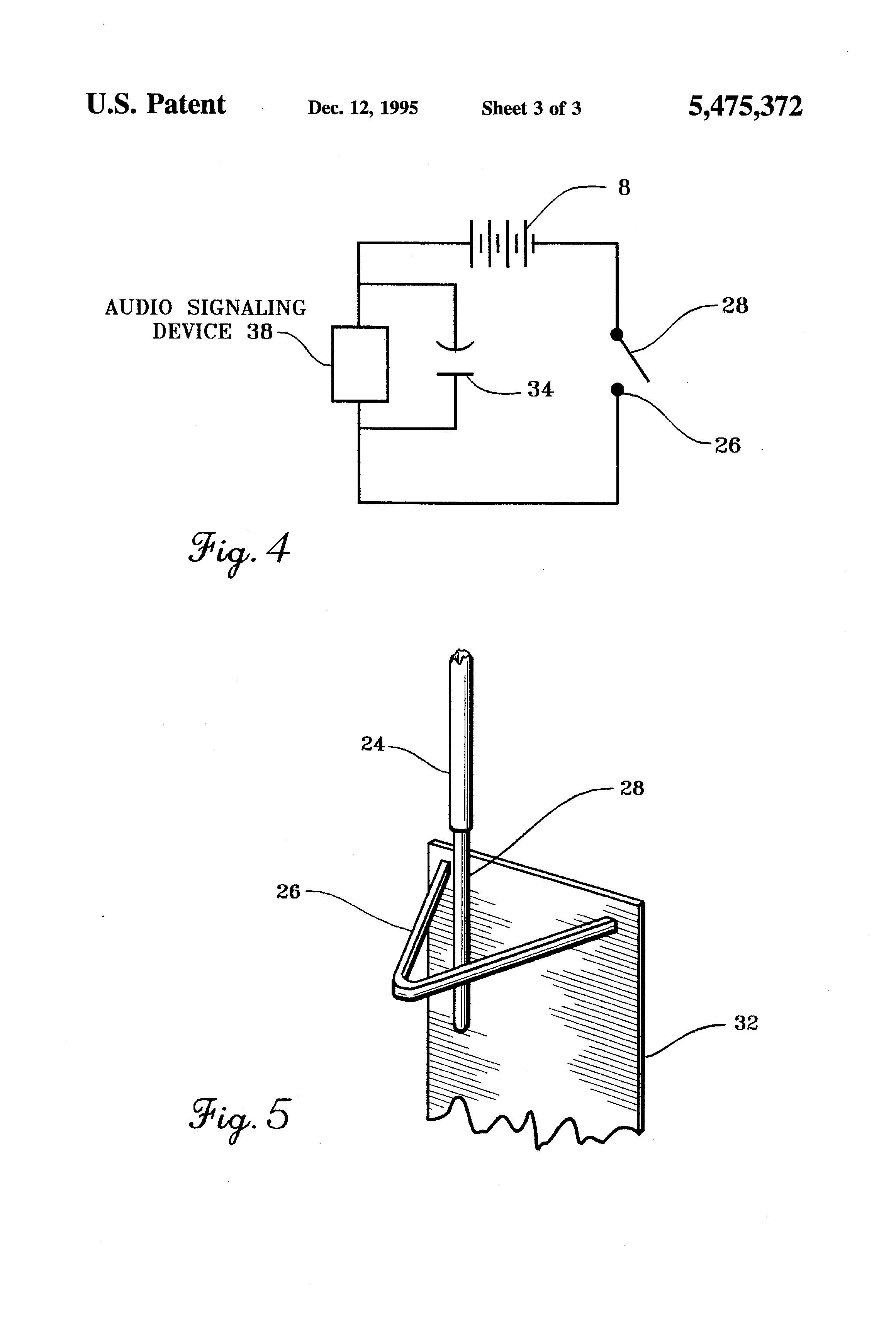 patent us5475372
