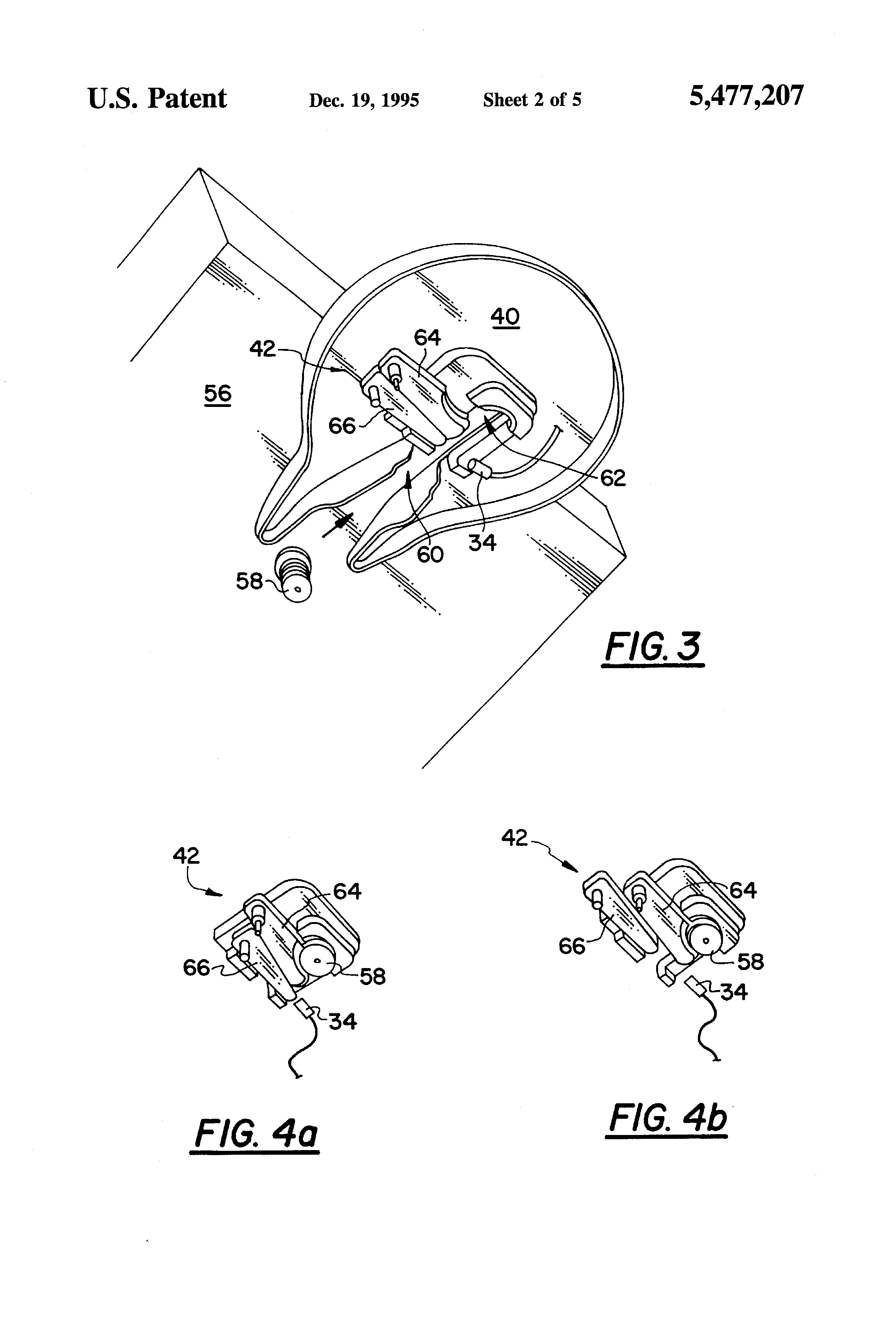 Vehicle Coupling System : Patent us warning device for a vehicle and