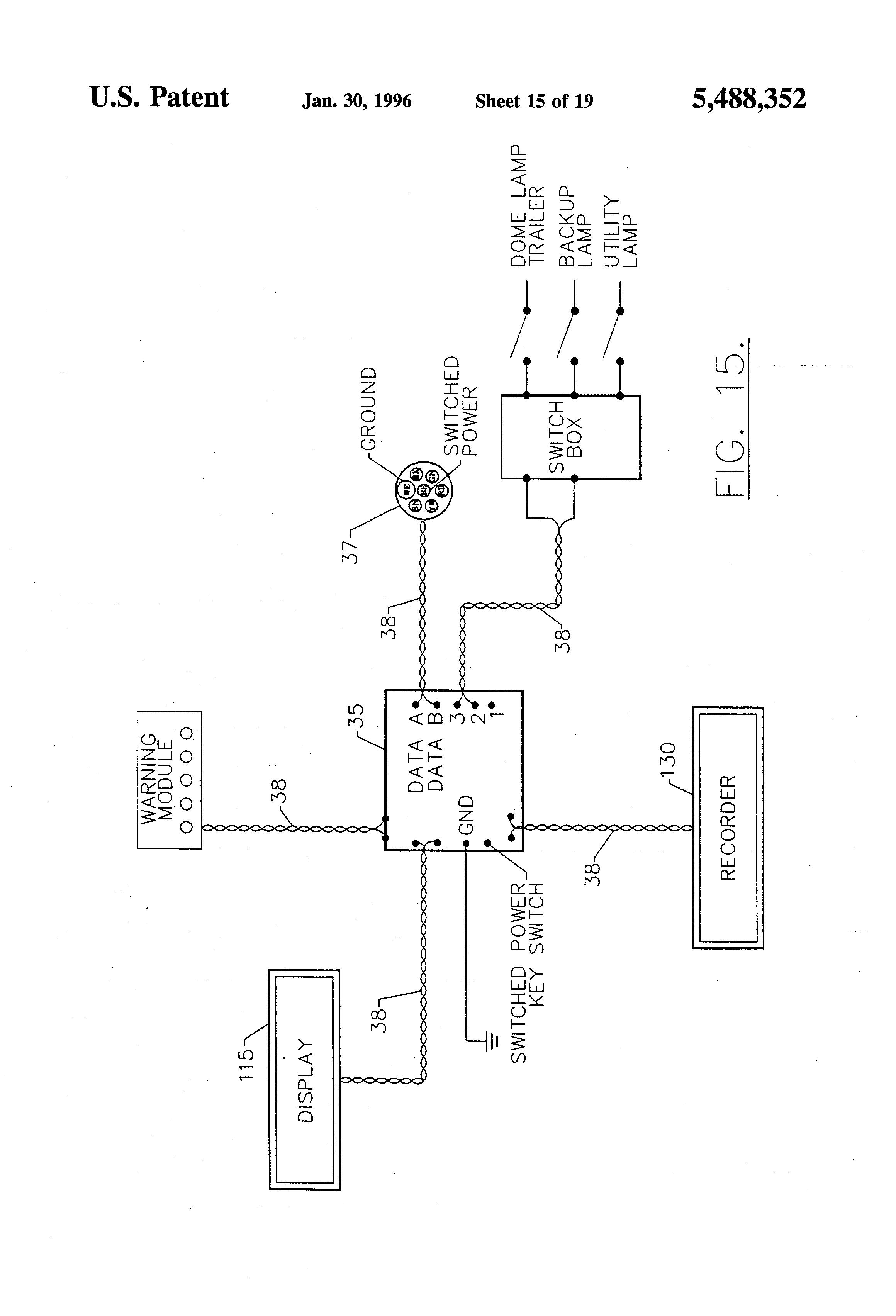 7 pin trailer plug wiring diagram lincoln navigator 7