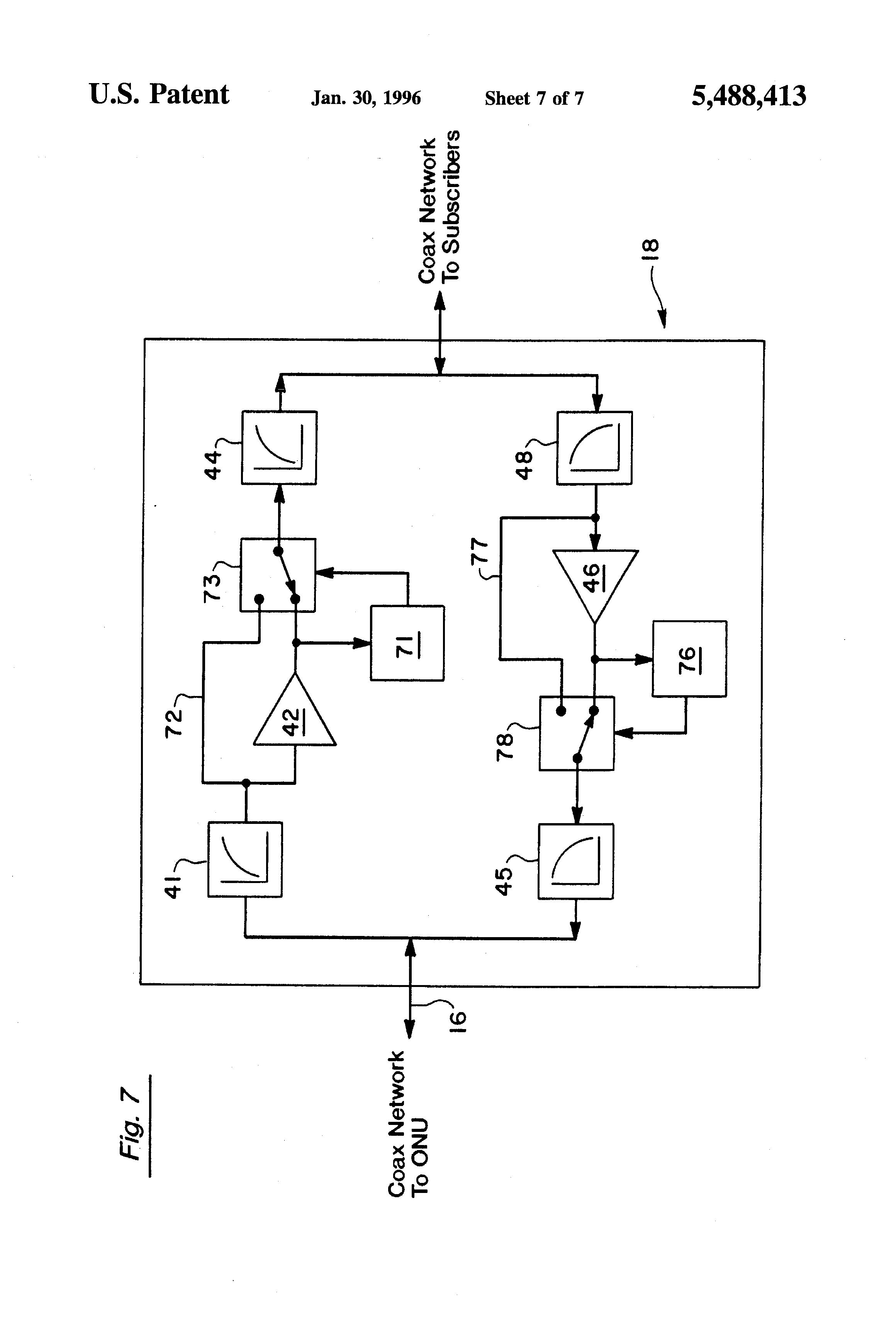 patent us5488413