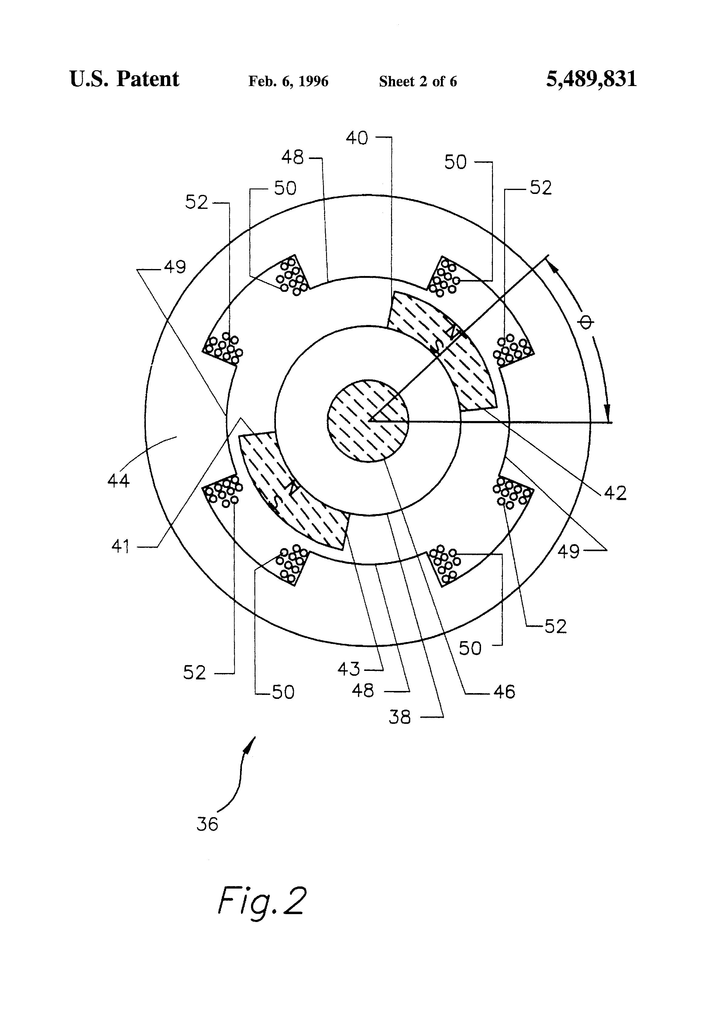 patent us5489831