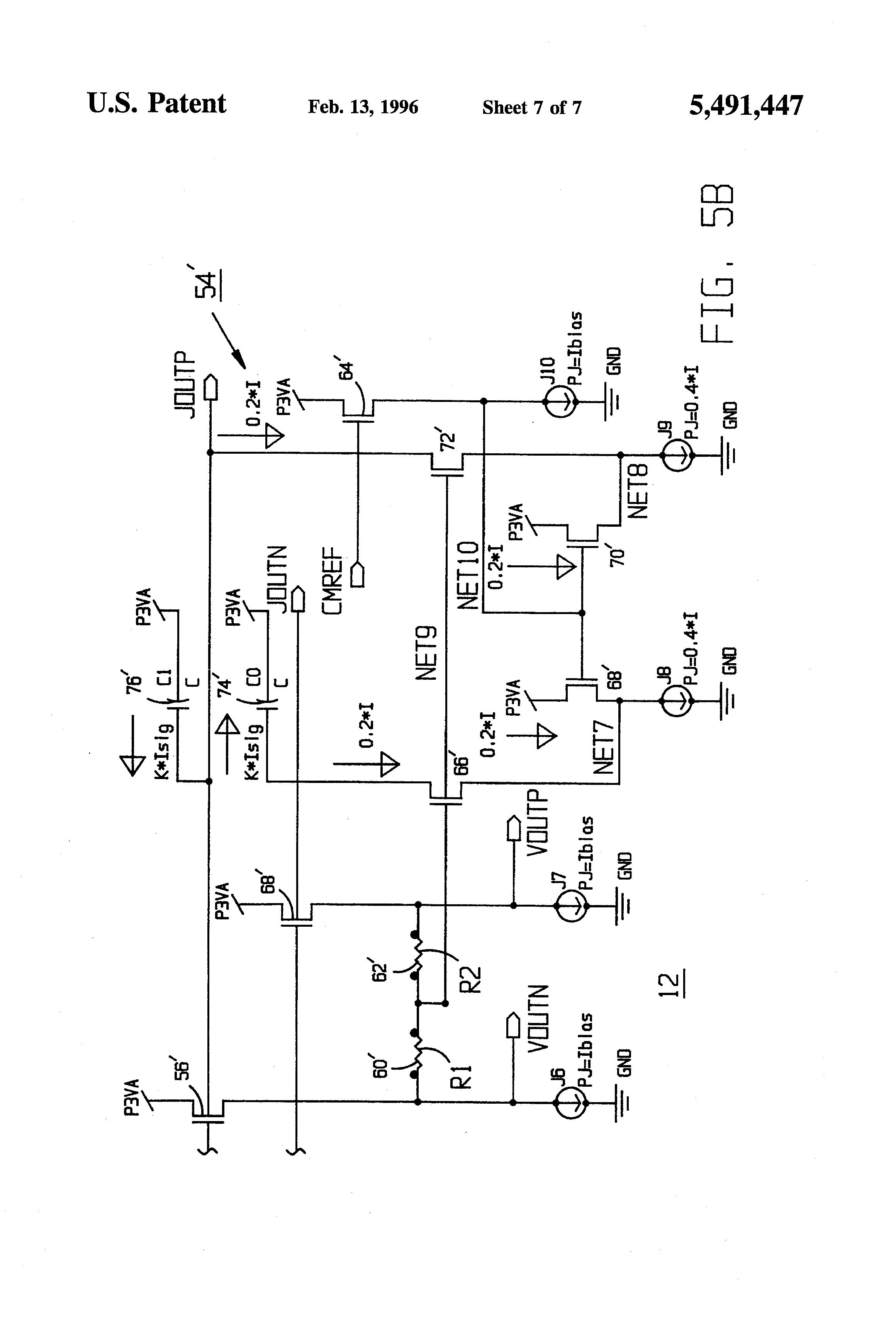 patent us5491447