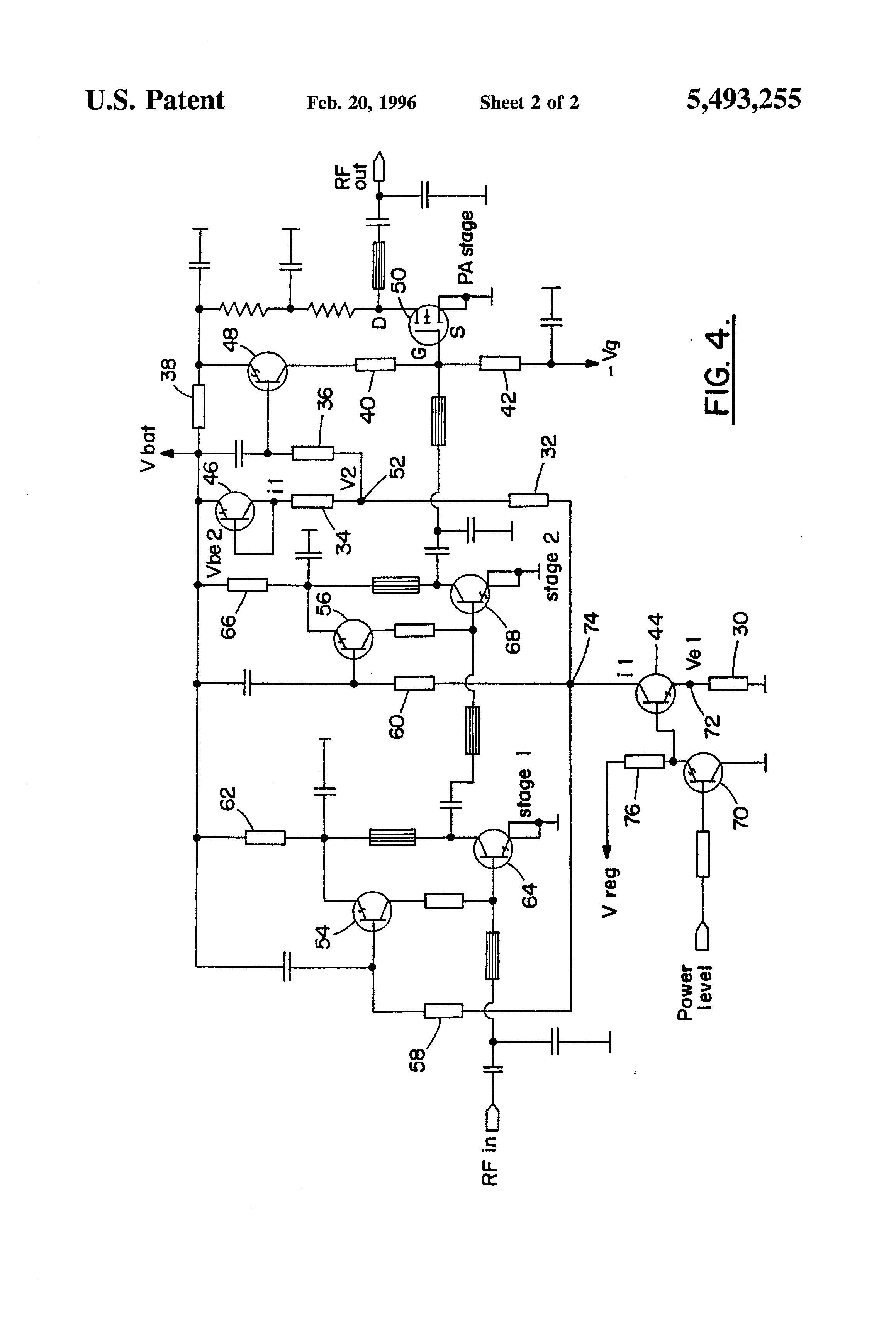 patent us5493255