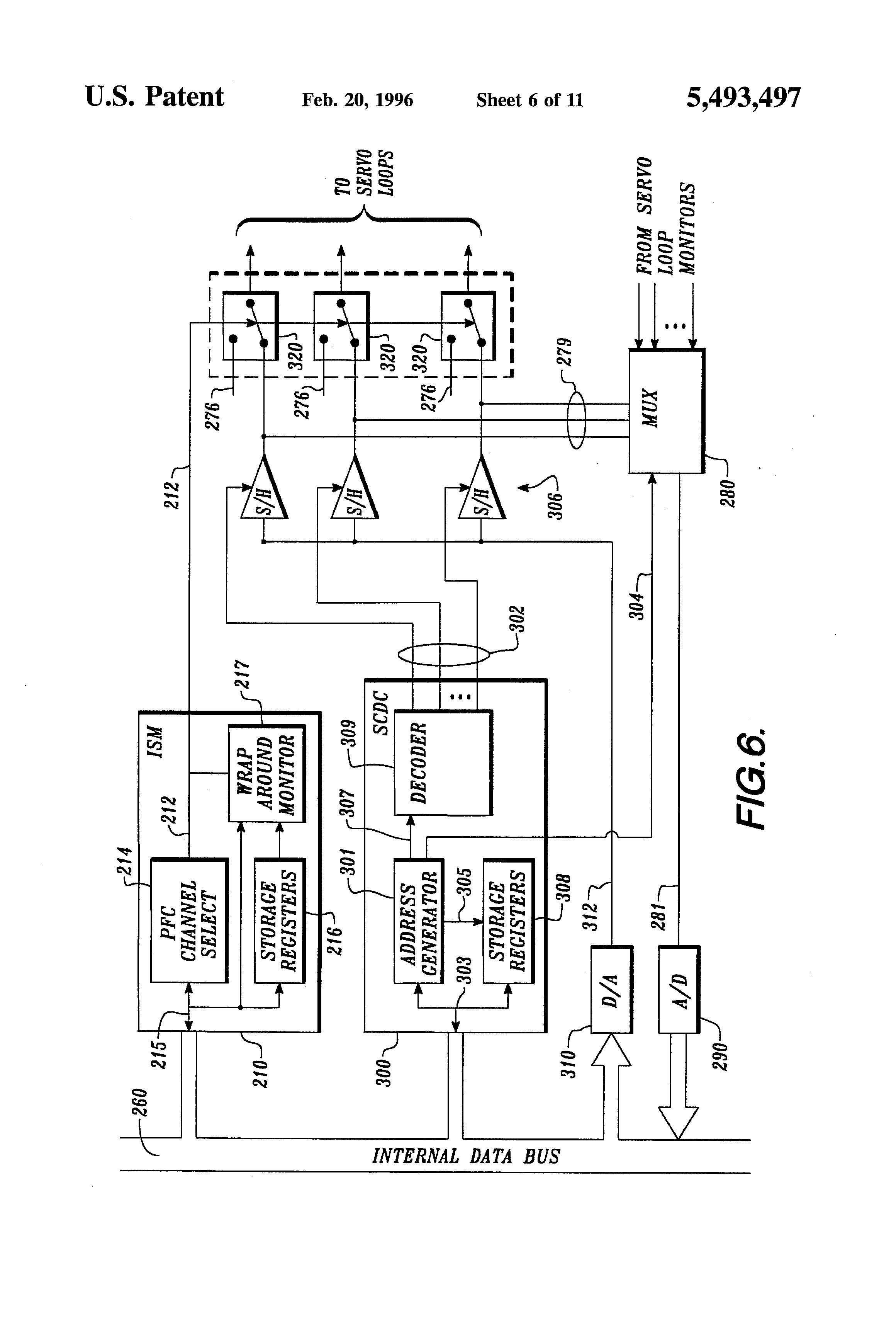 patent us5493497 multiaxis redundant fly by wire primary flight patent drawing
