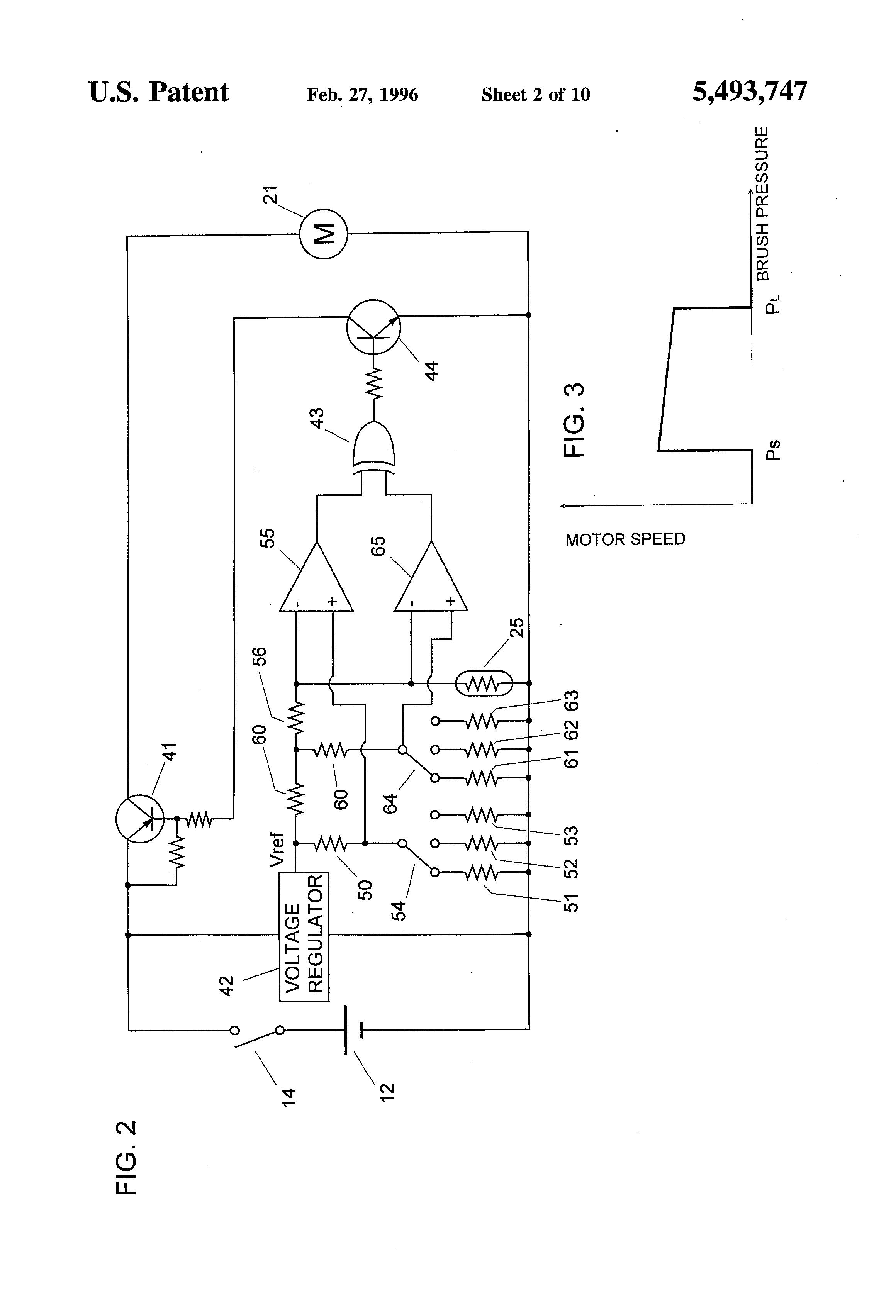 Patent US5493747 Electric toothbrush Google Patents – Diehl Electric Motors Wiring Diagram