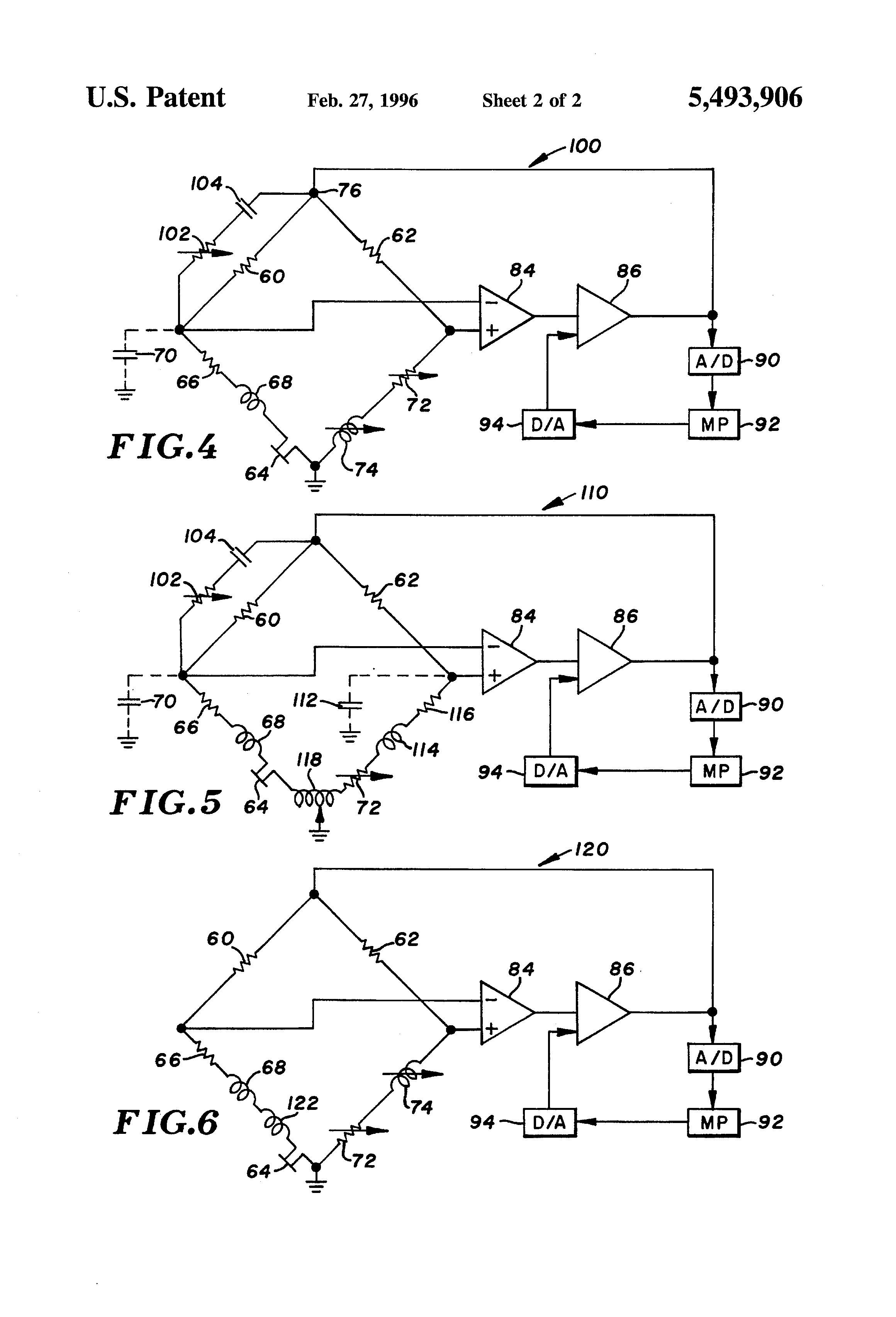 patent us5493906